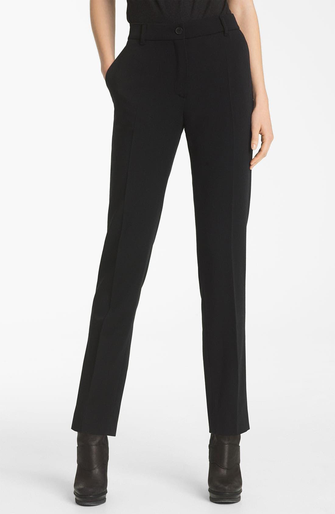 Main Image - Jean Paul Gaultier Straight Leg Pants