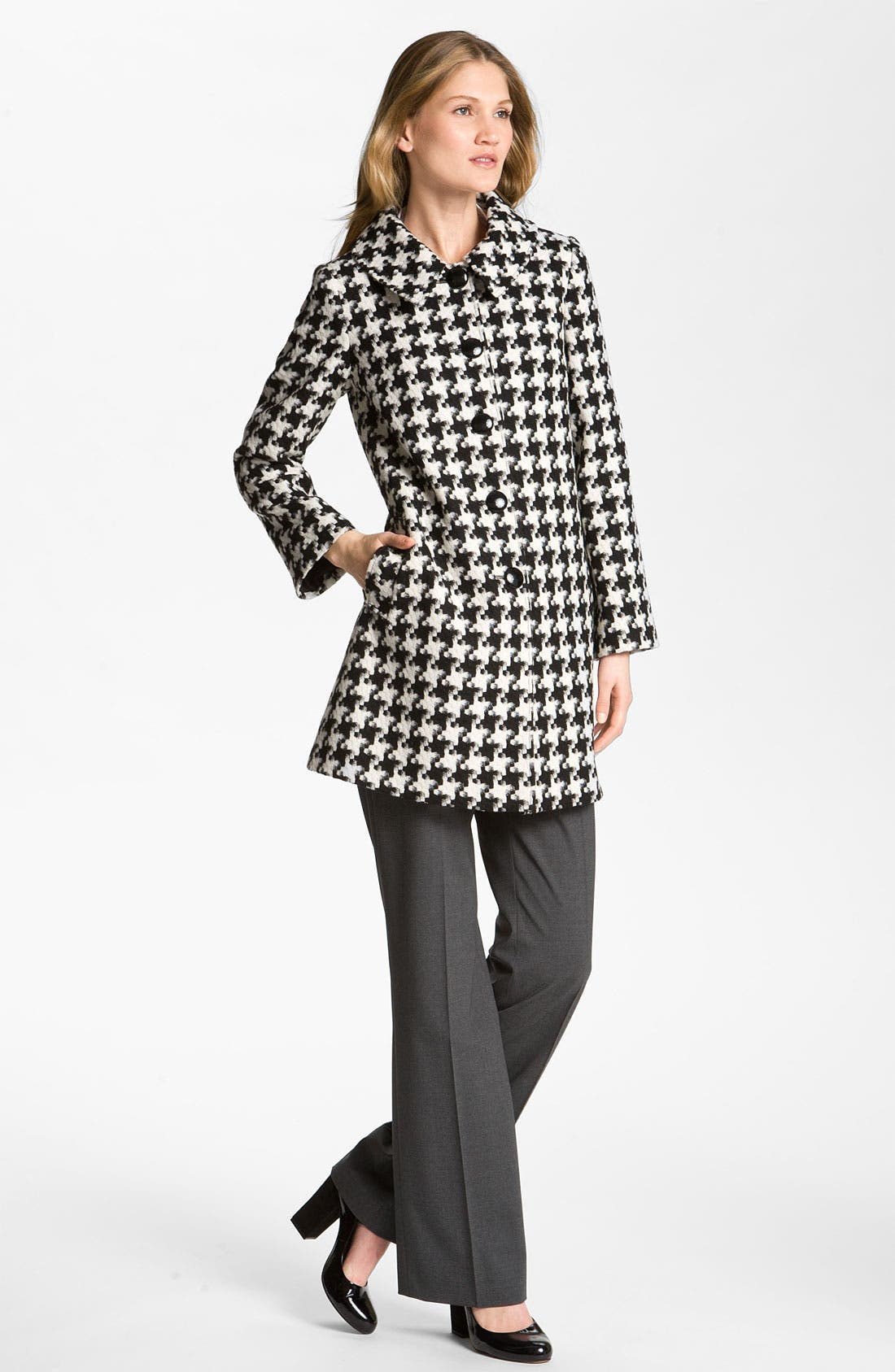 Alternate Image 4  - Charles Gray London Houndstooth Topper