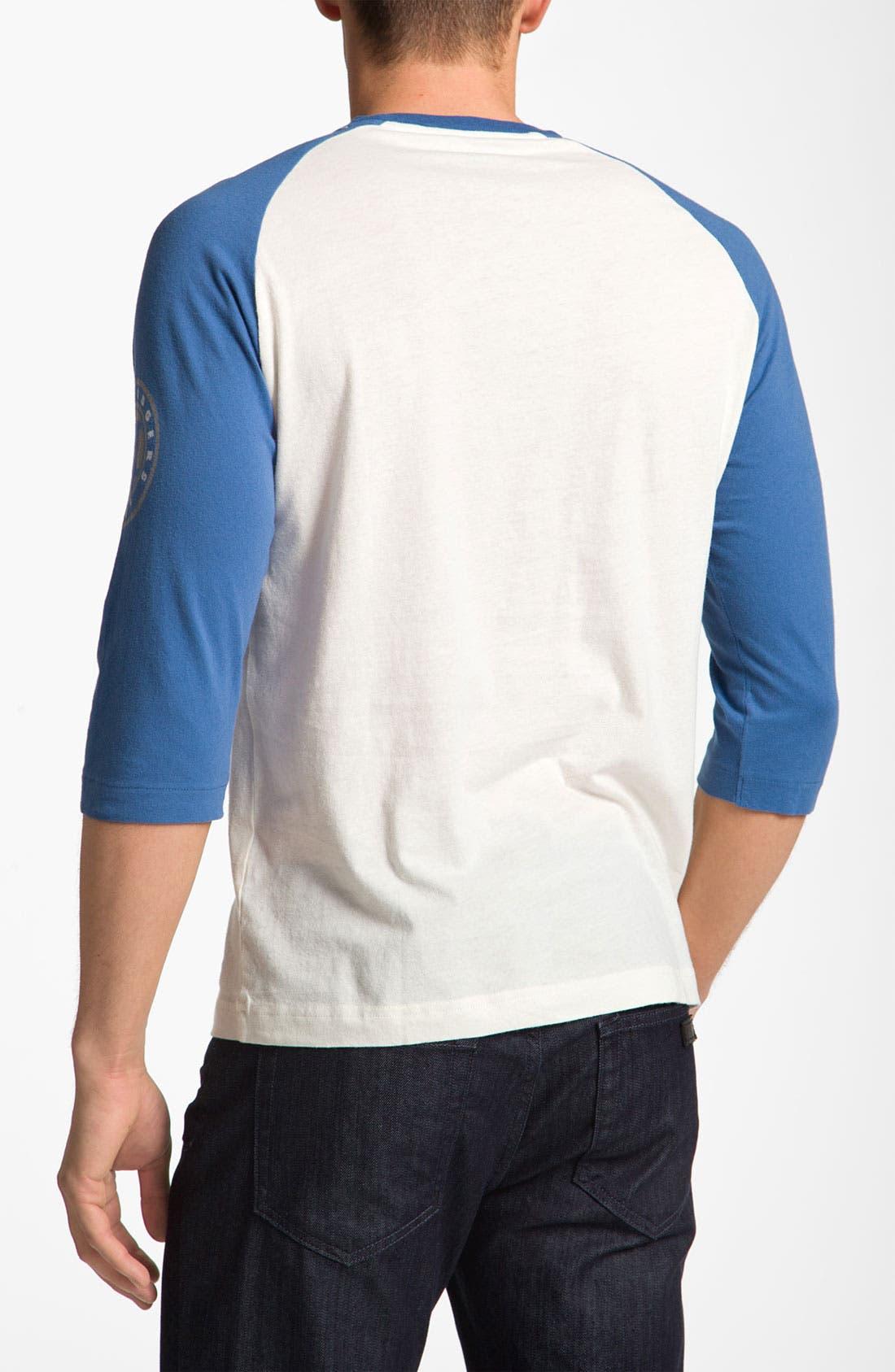 Alternate Image 2  - Wright & Ditson 'Brooklyn Dodgers' Baseball T-Shirt
