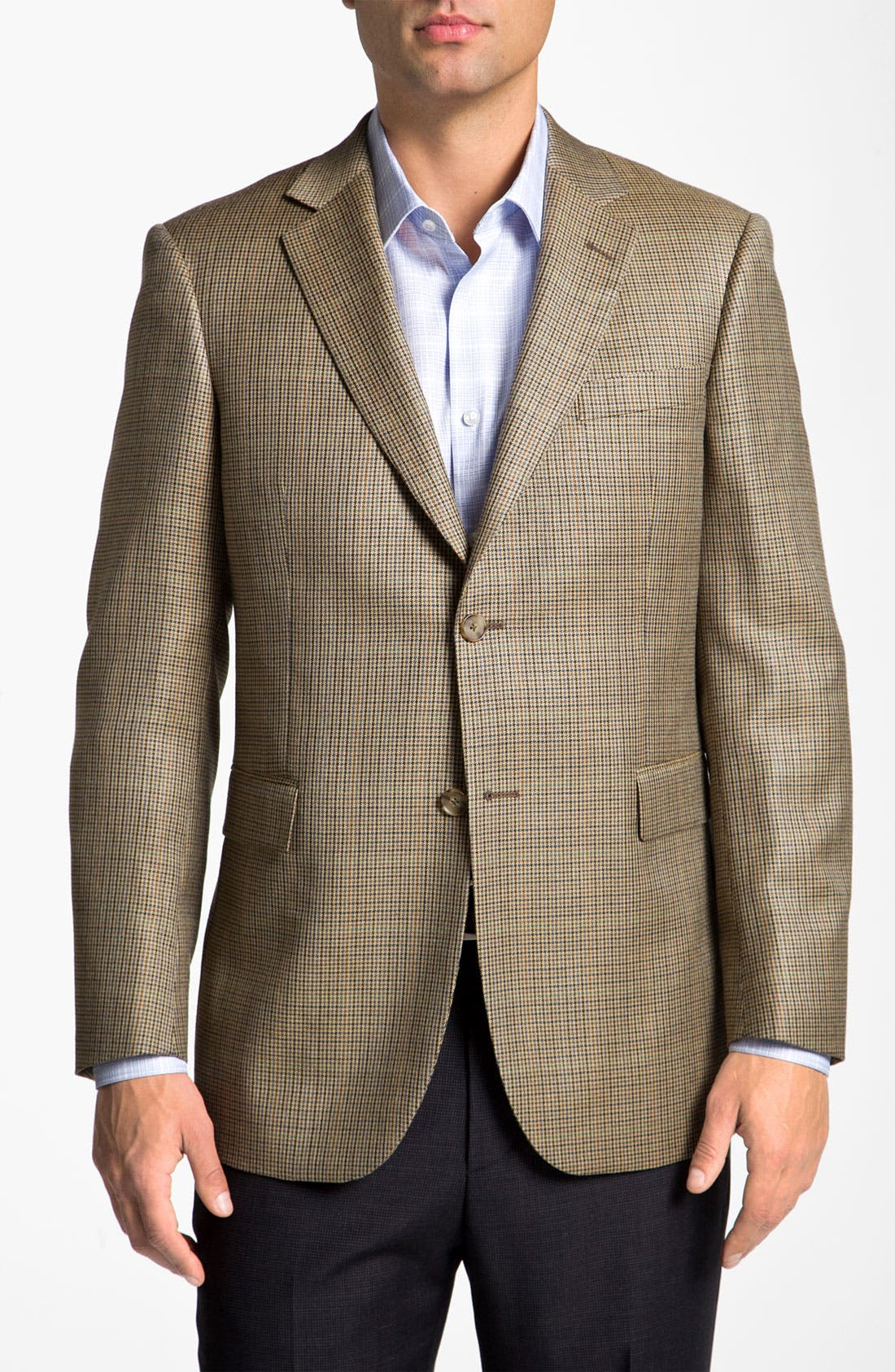 Alternate Image 1 Selected - John W. Nordstrom® Check Sportcoat