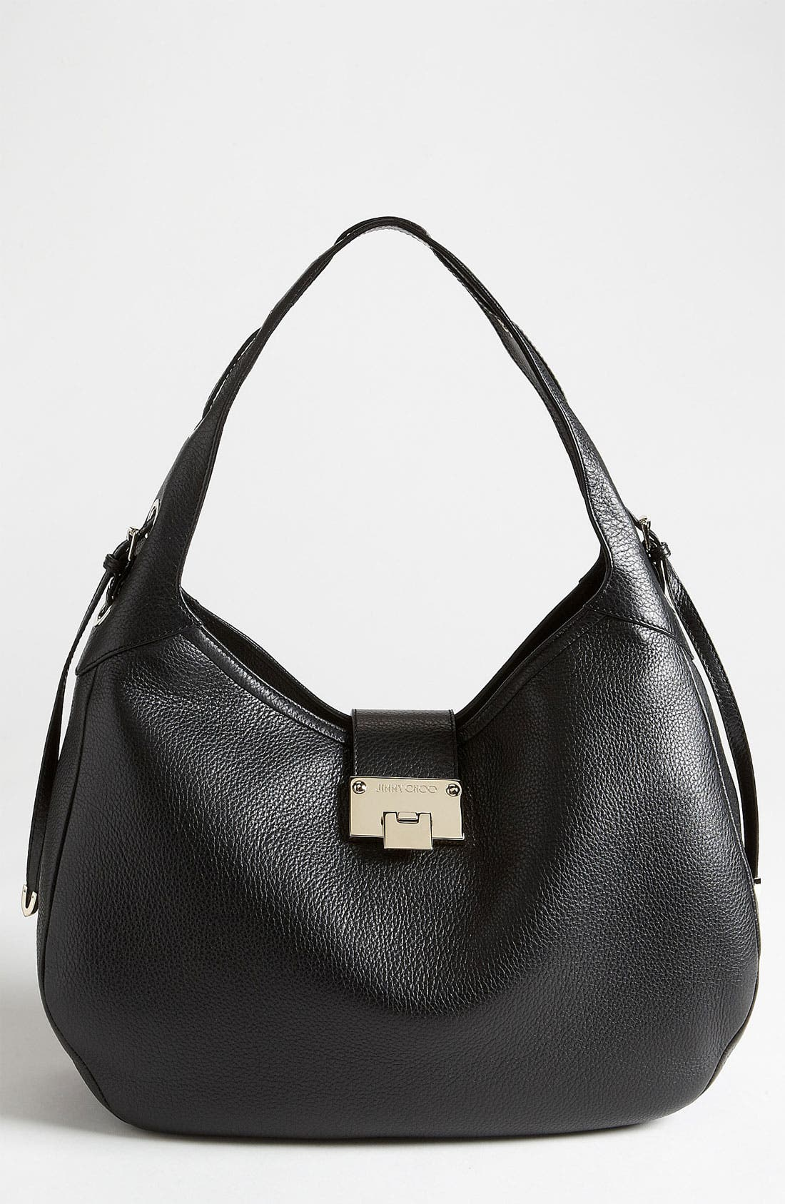 Alternate Image 1 Selected - Jimmy Choo 'Relax' Leather Hobo