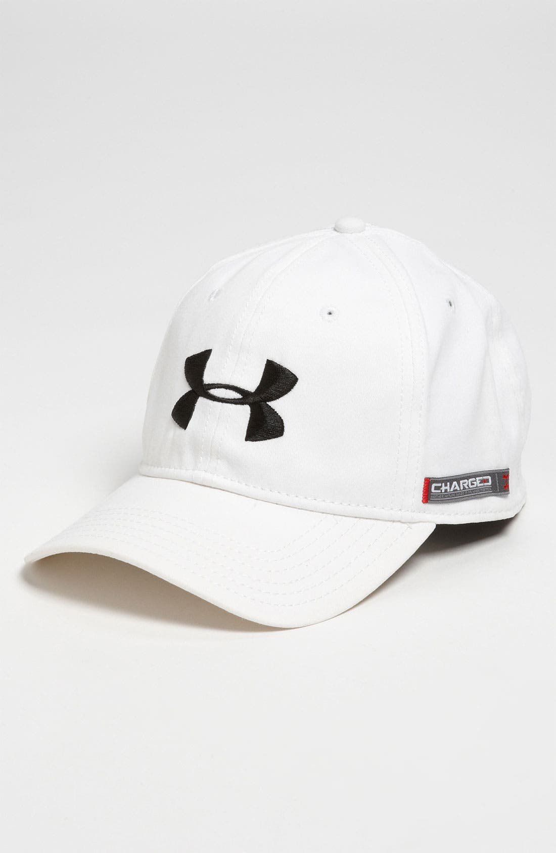 Alternate Image 1 Selected - Under Armour 'Charged' Adjustable Baseball Cap