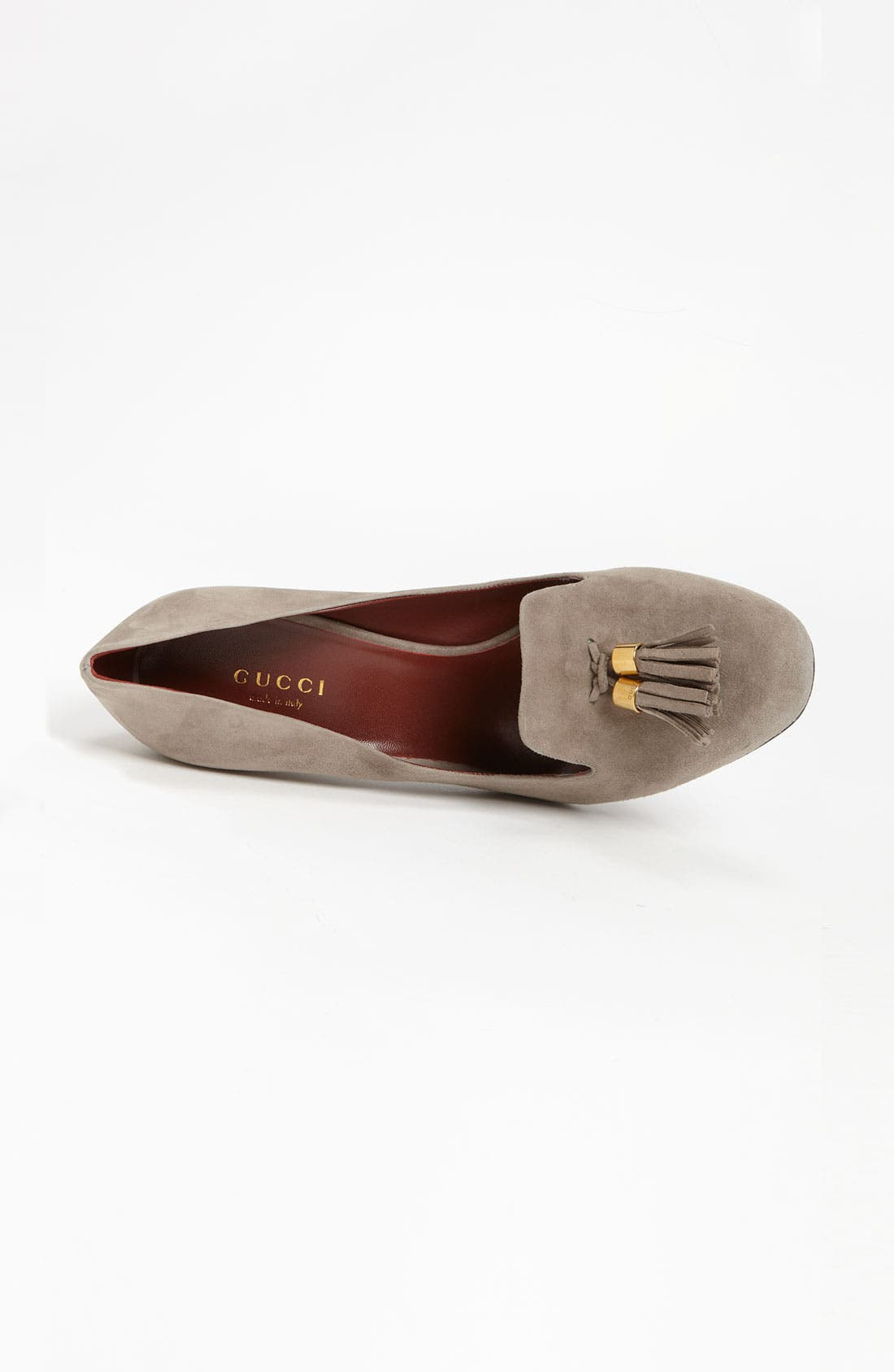 Alternate Image 3  - Gucci 'Mischa' Loafer Pump