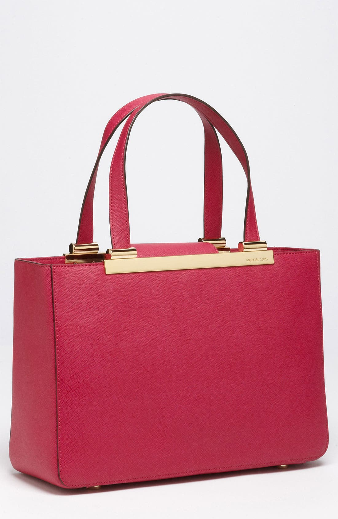 Alternate Image 1 Selected - MICHAEL Michael Kors 'Large' Saffiano Leather Tote