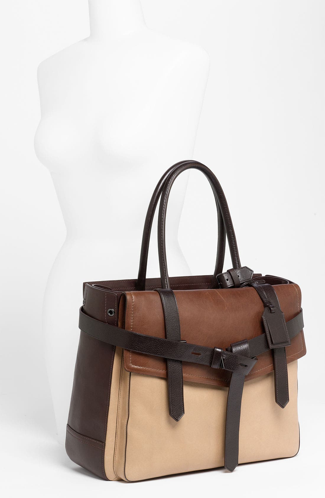 Alternate Image 2  - Reed Krakoff 'Boxer I' Leather Tote