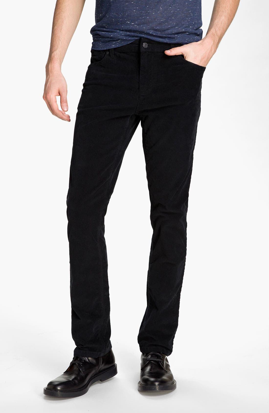 Alternate Image 1 Selected - Zadig & Voltaire Slim Corduroy Pants