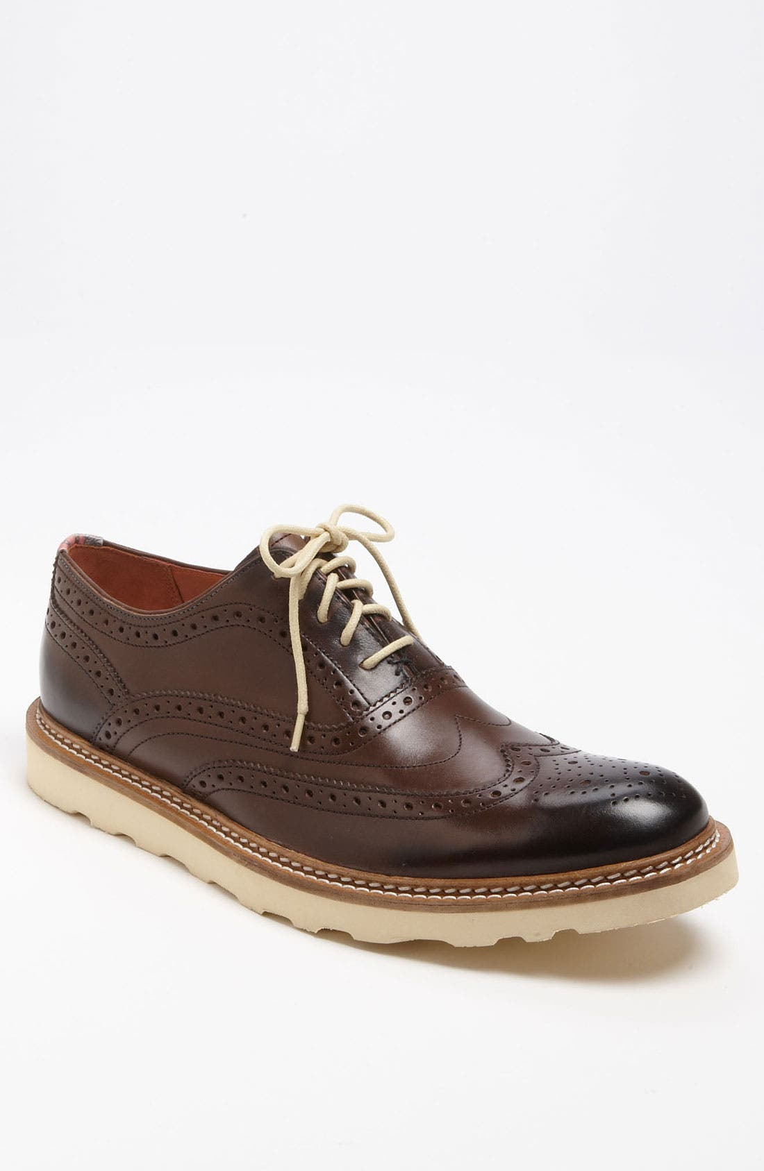 Main Image - Ted Baker London 'Gonys' Wingtip Oxford