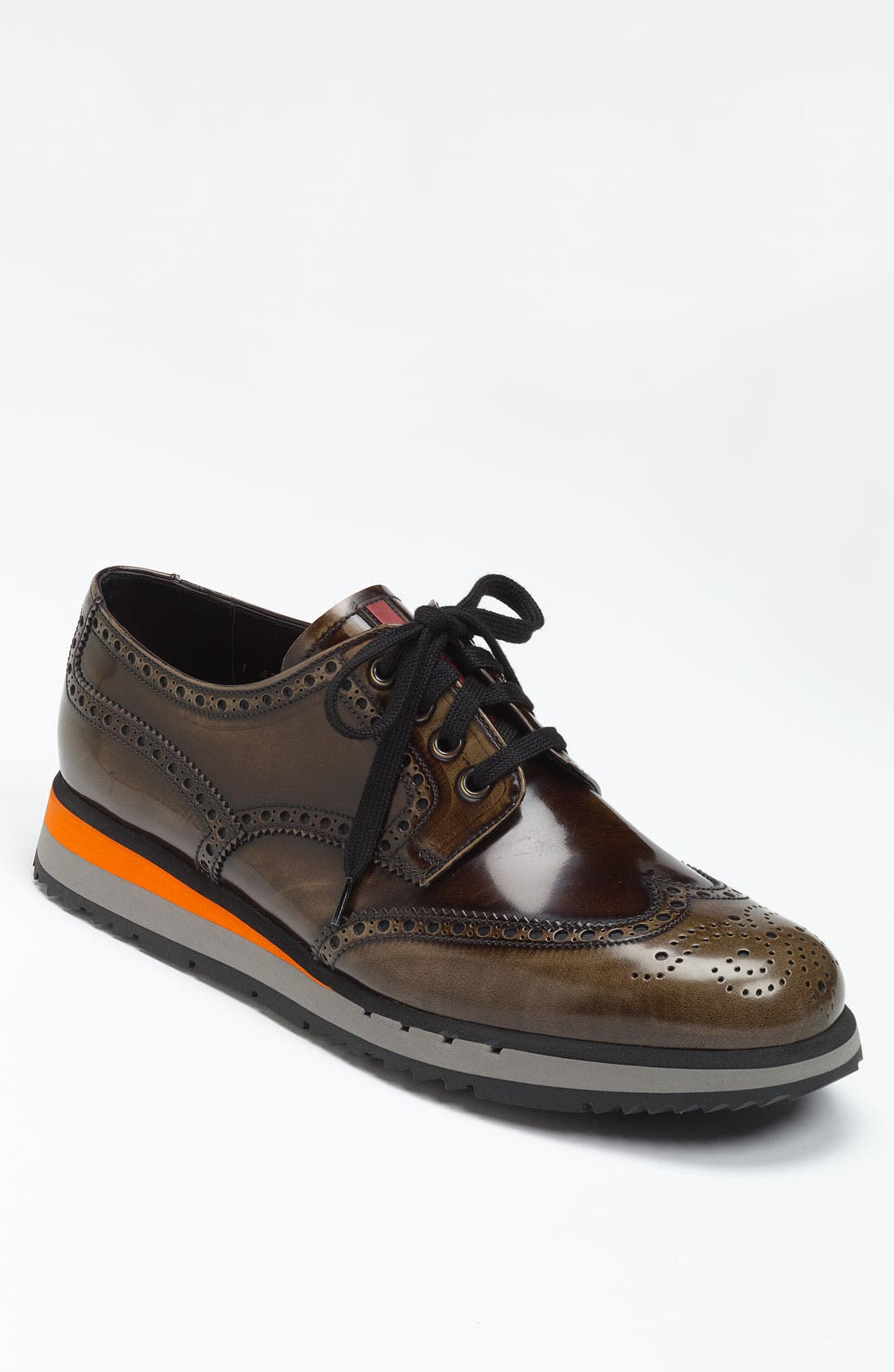 Alternate Image 1 Selected - Prada Sport Sole Wingtip