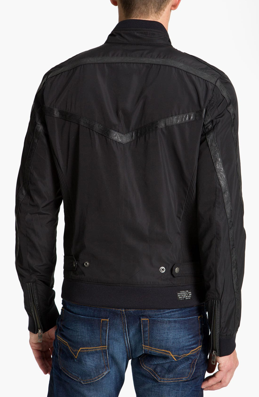 Alternate Image 2  - DIESEL® 'Jeffier' Jacket