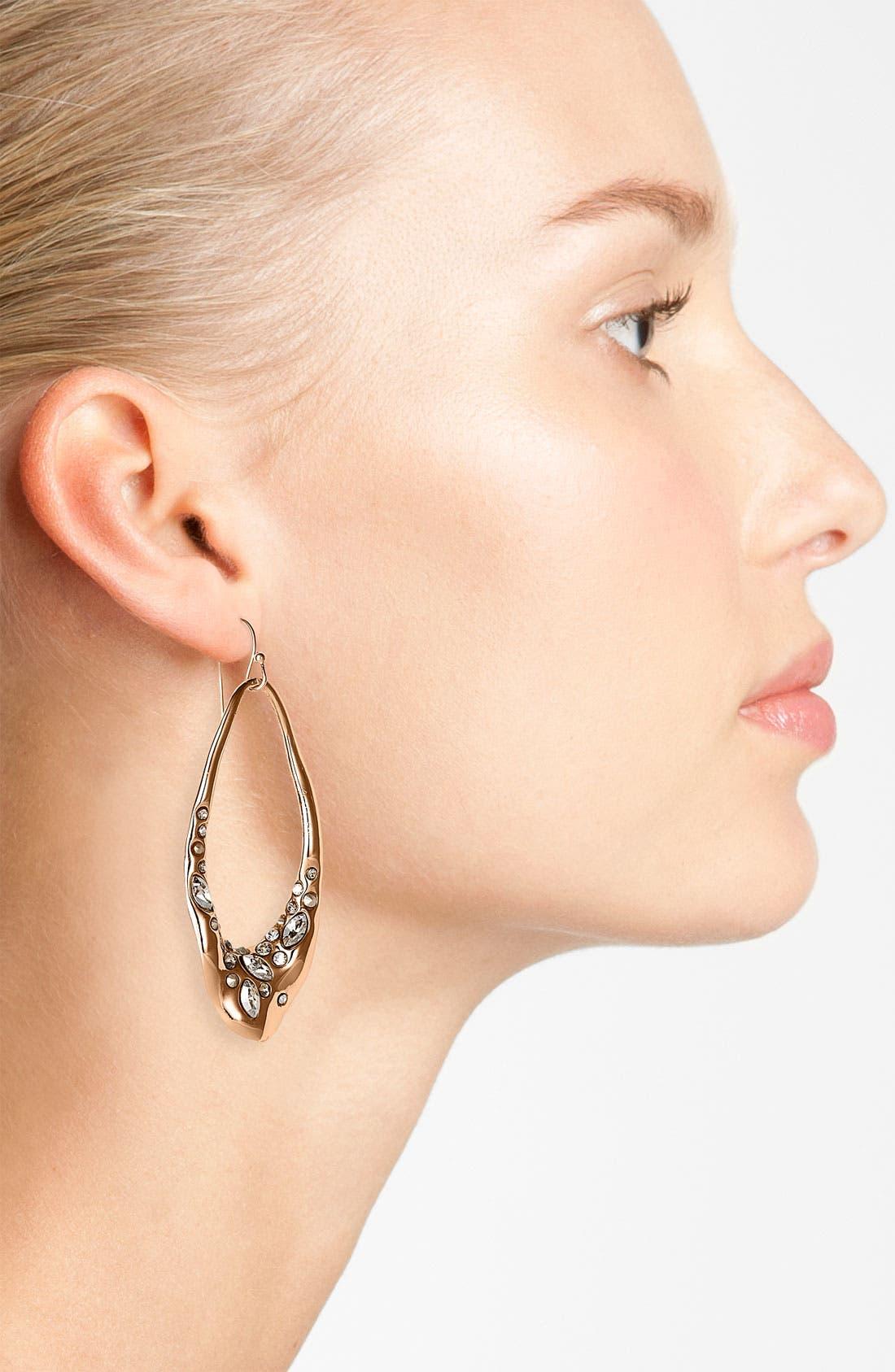 Alternate Image 3  - Alexis Bittar 'Miss Havisham' Encrusted Liquid Link Earrings