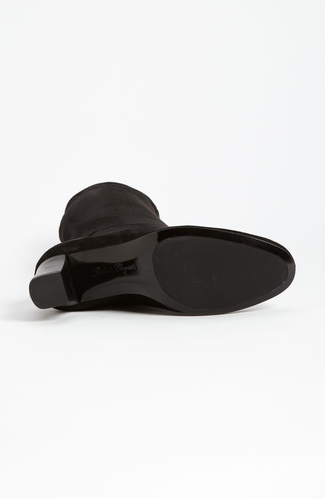 Alternate Image 4  - Robert Clergerie 'Passacd' Tall Boot