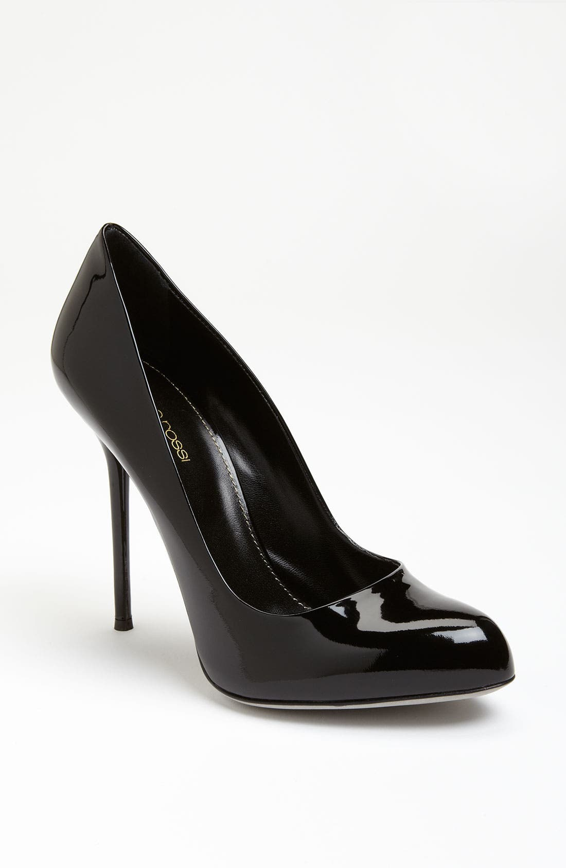 Main Image - Sergio Rossi Single Sole Pump