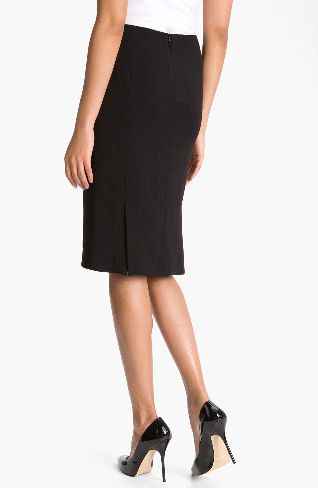 Alternate Image 2  - Theory 'Rita - Tailor' Pencil Skirt