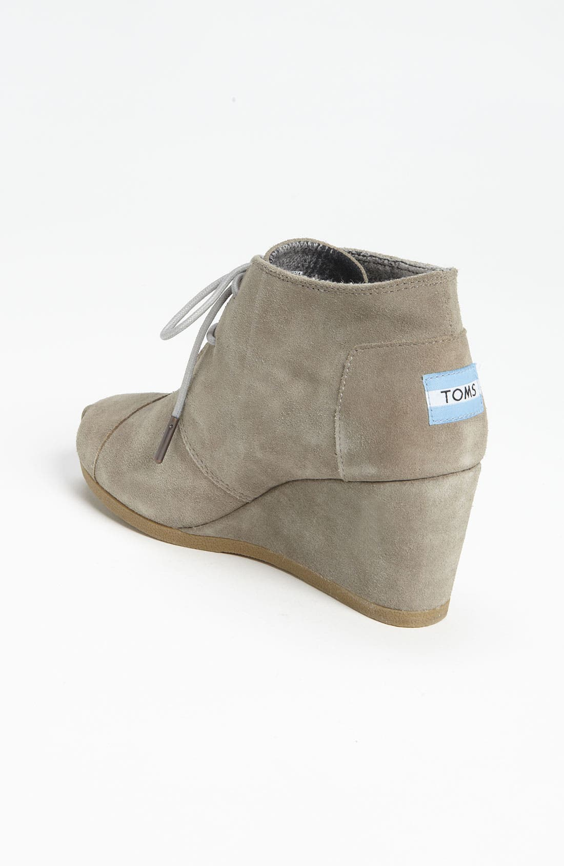 'Desert' Bootie,                             Alternate thumbnail 2, color,                             Taupe Suede