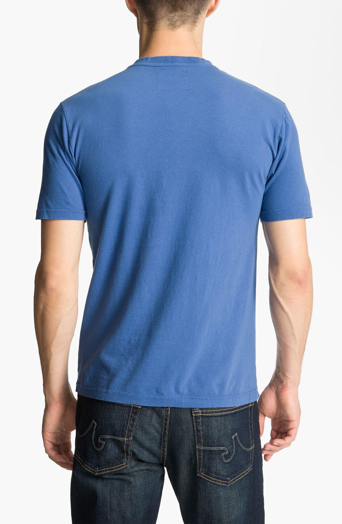 Alternate Image 2  - Red Jacket 'Mets - Huron' T-Shirt