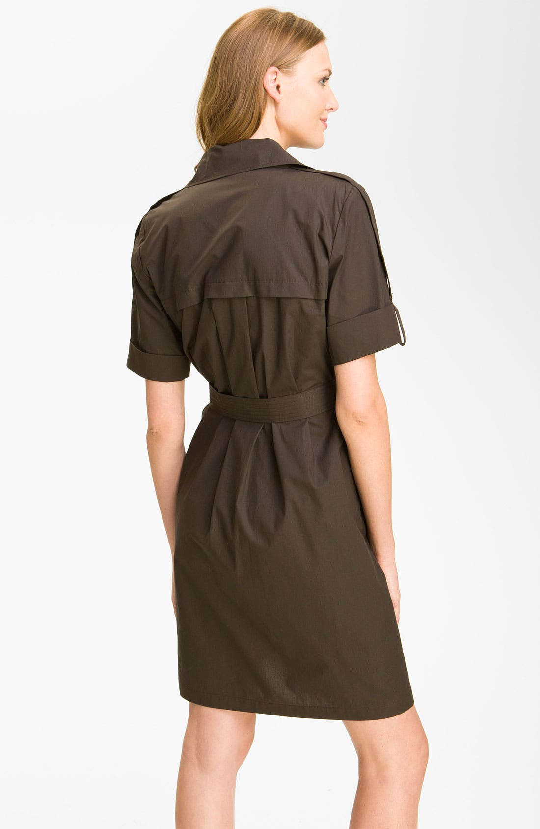 Alternate Image 2  - Lafayette 148 New York Shirtdress