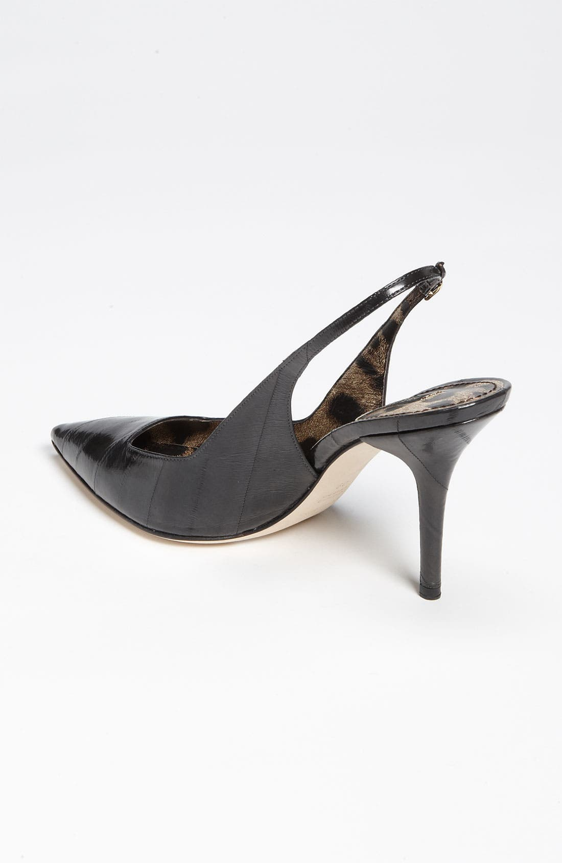 Alternate Image 2  - Dolce&Gabbana Slingback Pump (Nordstrom Exclusive)