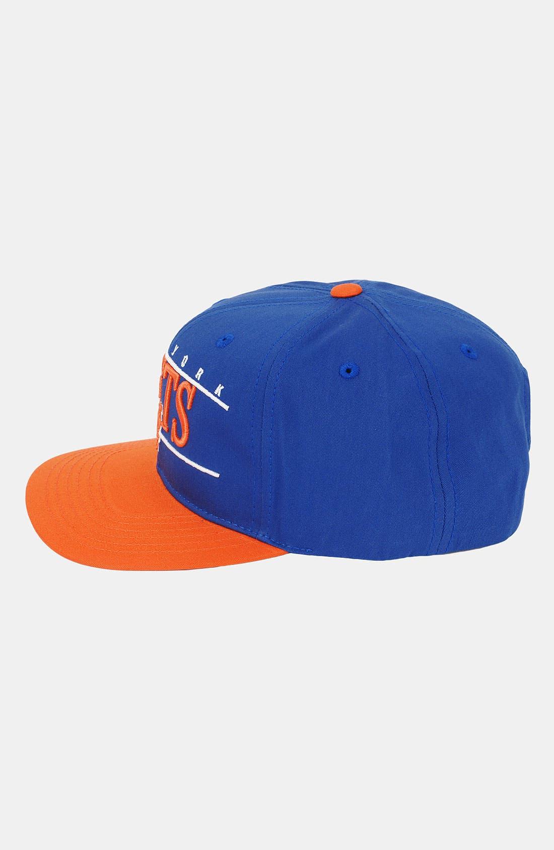 Alternate Image 3  - American Needle 'New York Mets - Nineties' Twill Snapback Baseball Cap