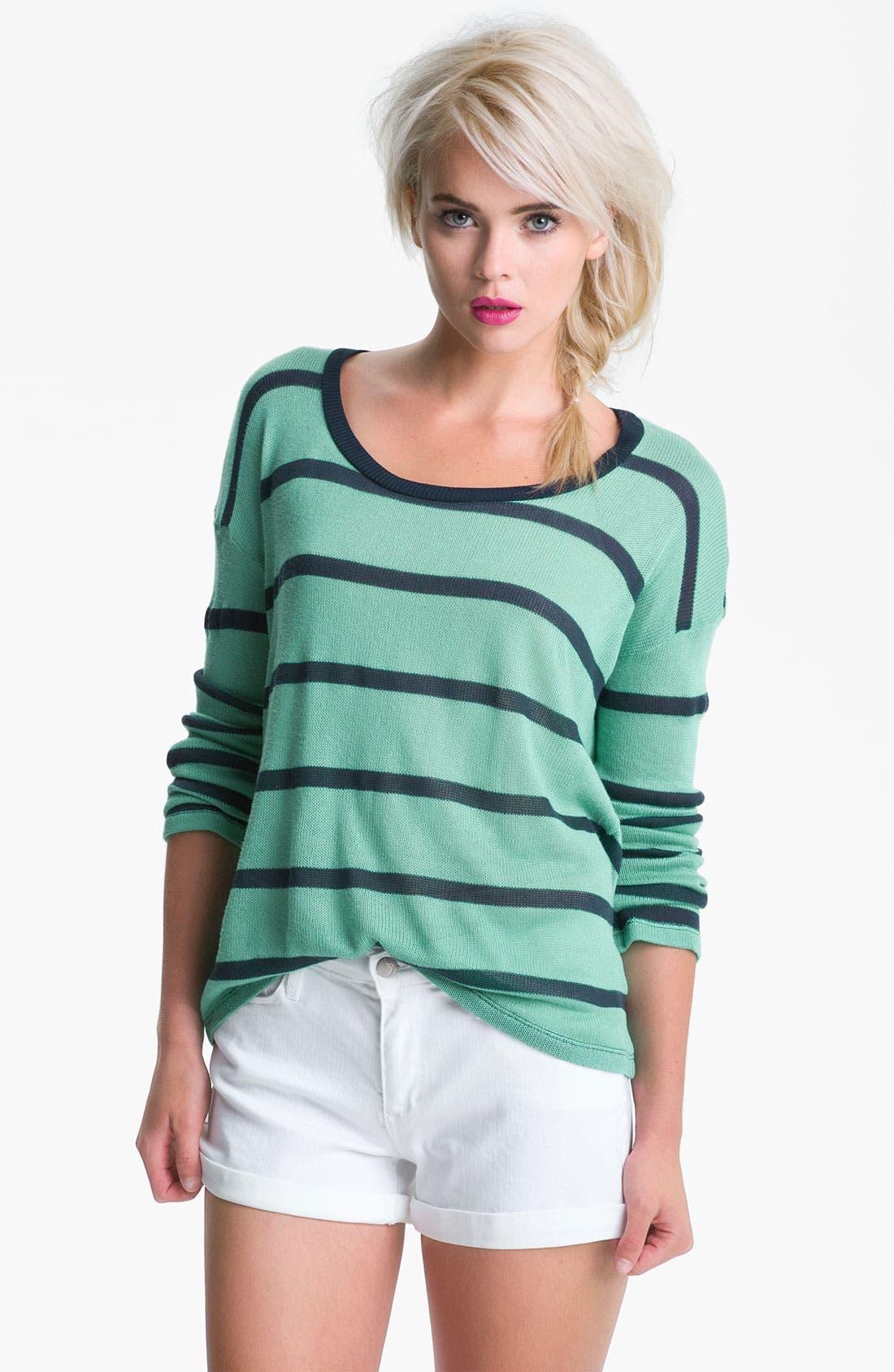 Alternate Image 1 Selected - Splendid 'Harbor Stripe' Sweater