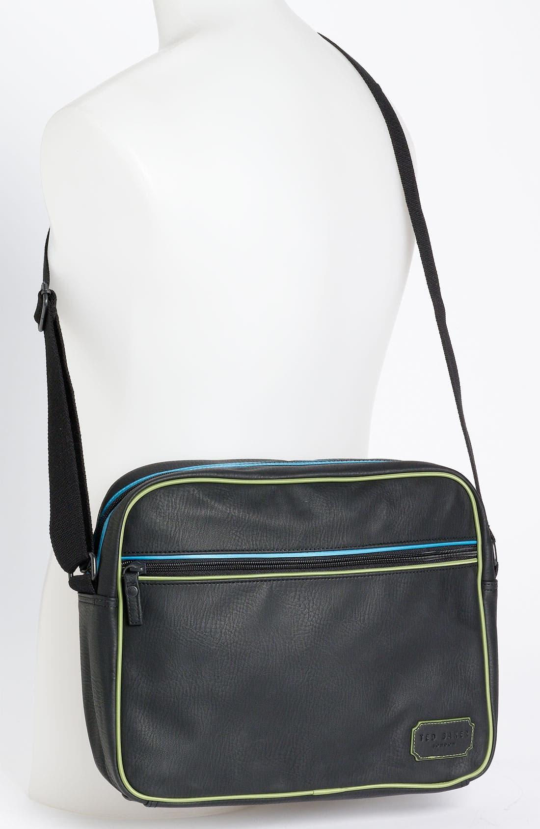 Alternate Image 4  - Ted Baker London 'Despatch' Messenger Bag