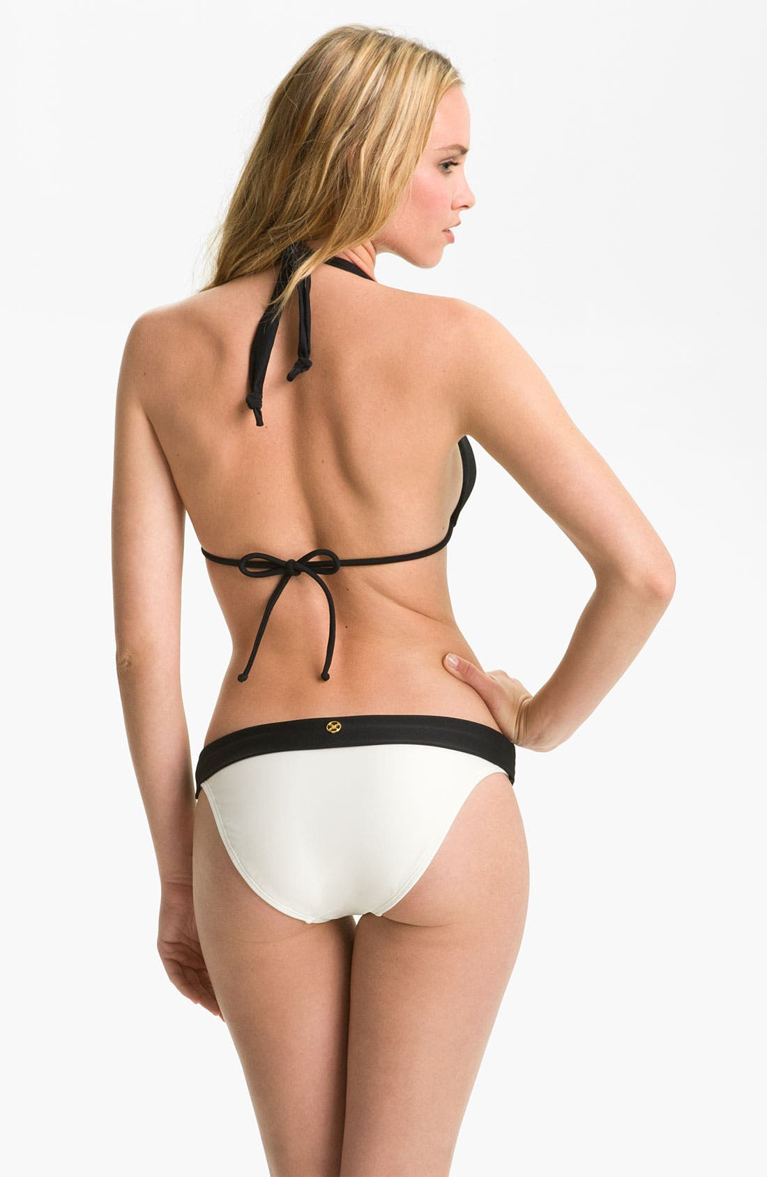 Alternate Image 4  - ViX Swimwear 'Betsy Colorblock Bia' Bikini Bottoms