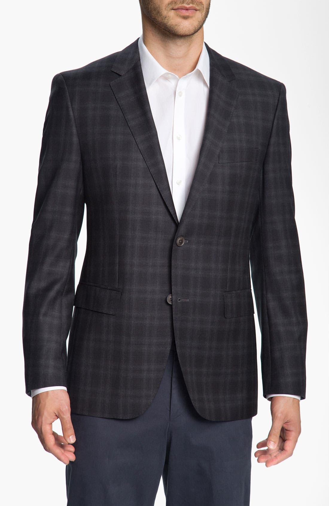 Alternate Image 1 Selected - BOSS Black 'Keys' Sportcoat