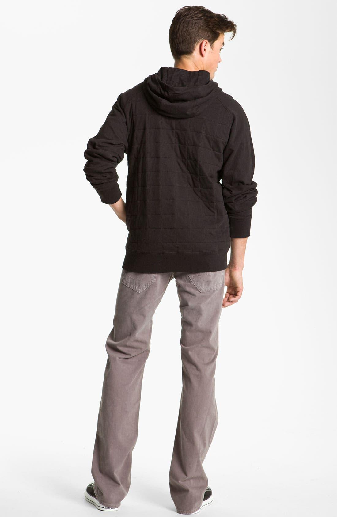 Alternate Image 4  - Ezekiel 'Montage' Heathered T-Shirt