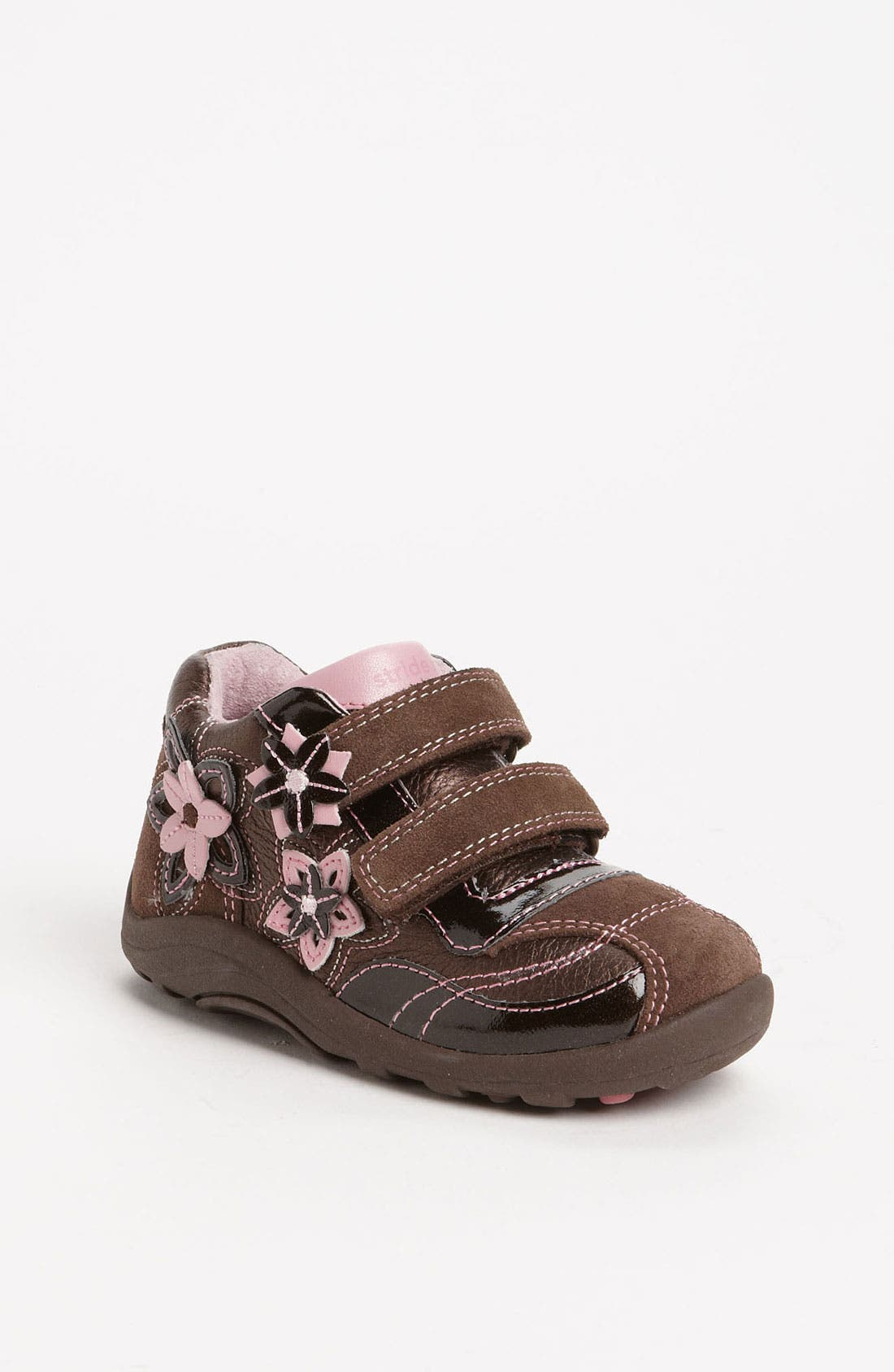 Main Image - Stride Rite 'Darling Dora' Sneaker (Baby, Walker & Toddler)
