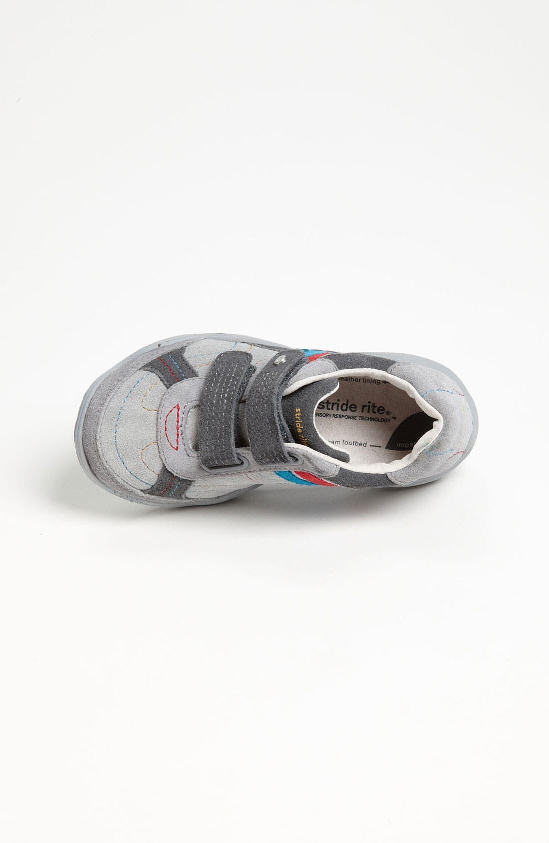 Alternate Image 3  - Stride Rite 'Baxter' Sneaker (Toddler & Little Kid)