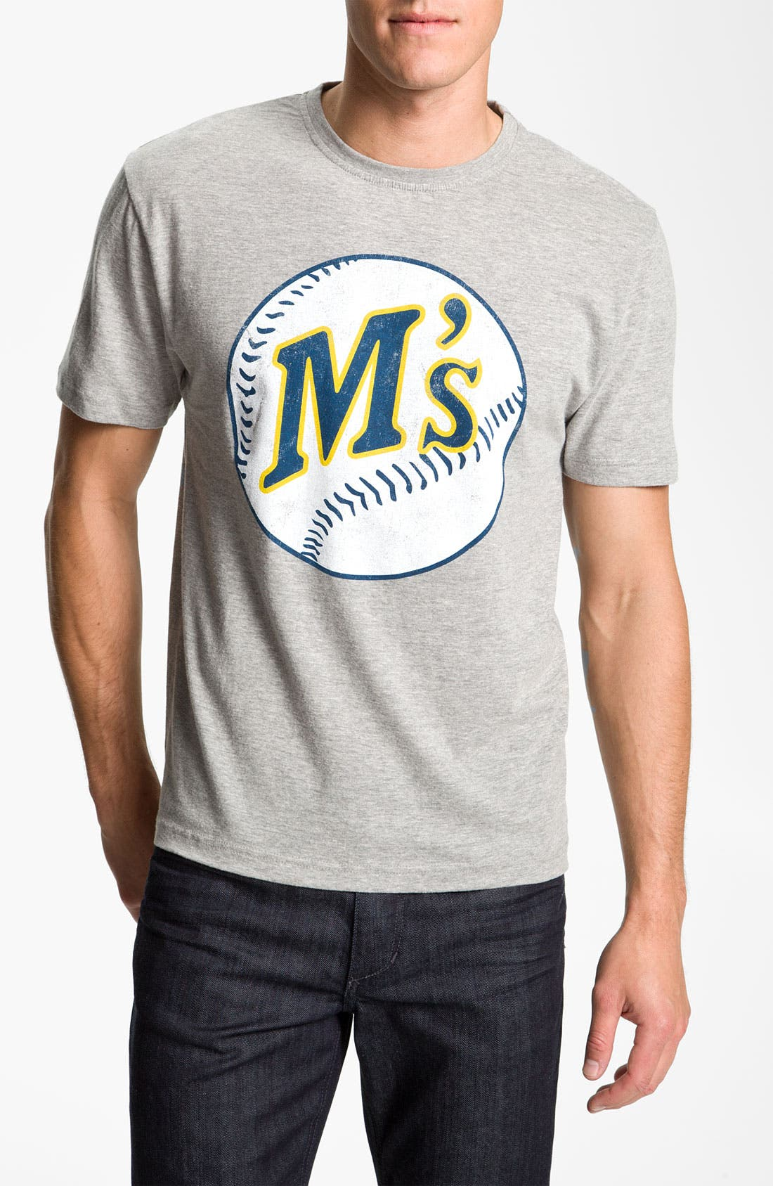 Alternate Image 1 Selected - Wright & Ditson 'Seattle Mariners' T-Shirt