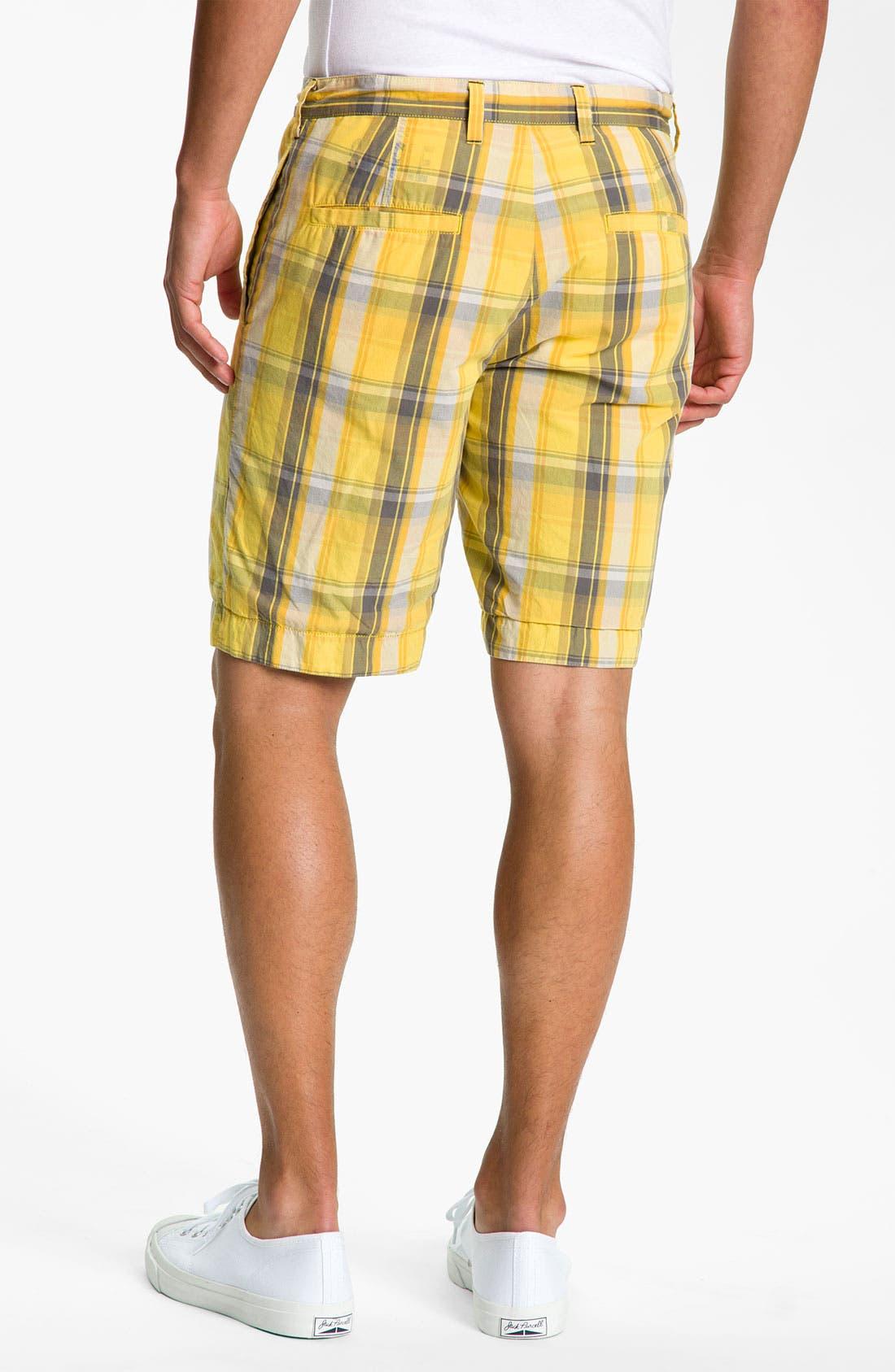 Alternate Image 2  - life/after/denim 'The Tourist' Reversible Shorts