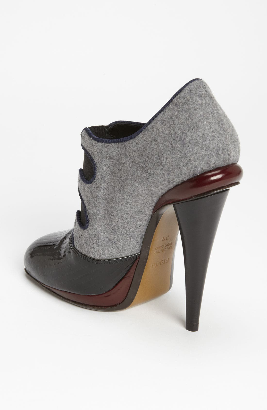 Alternate Image 2  - Fendi 'Victorian' Piped Bootie