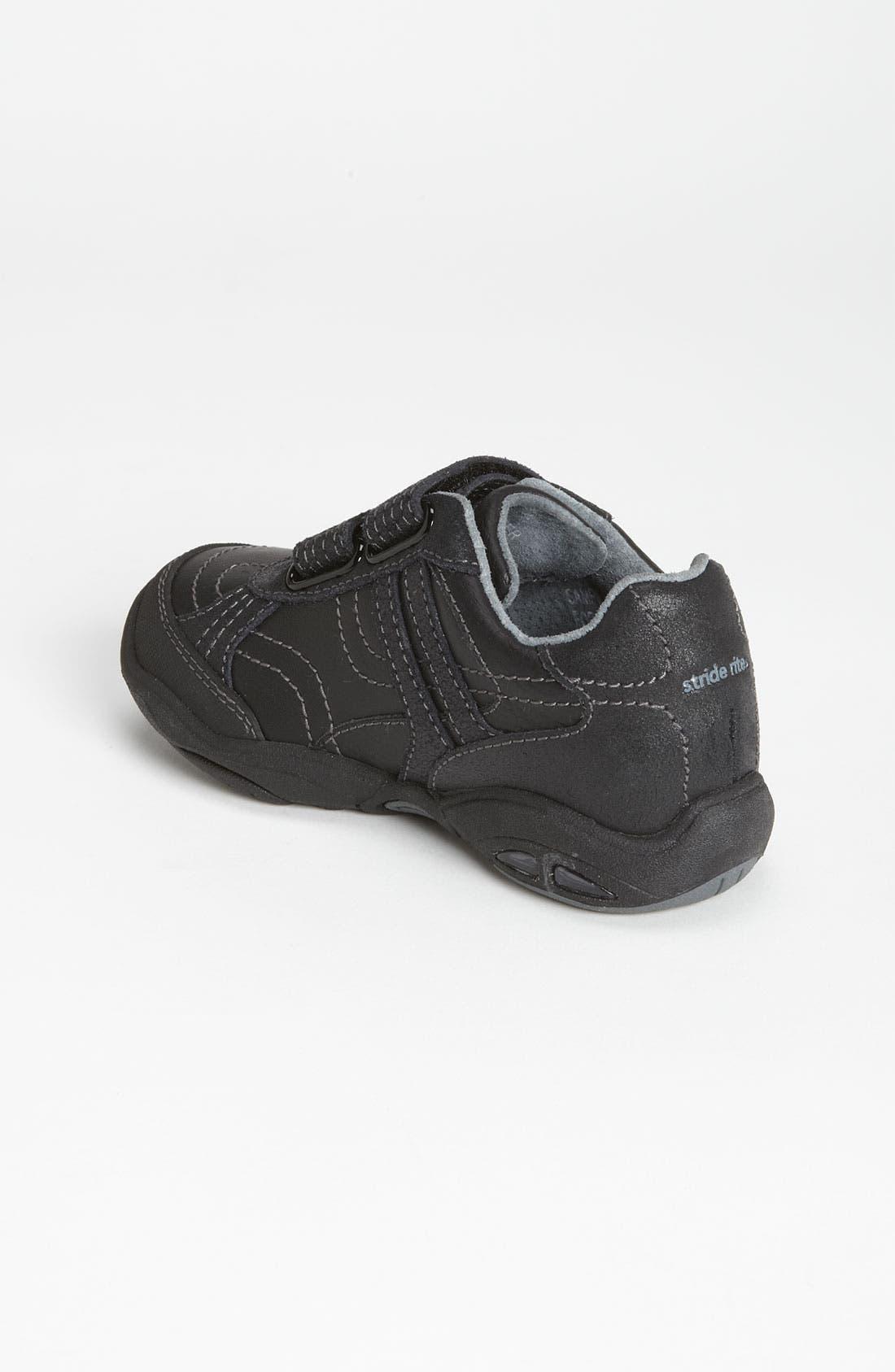 Alternate Image 2  - Stride Rite 'Baxter' Sneaker (Toddler & Little Kid)