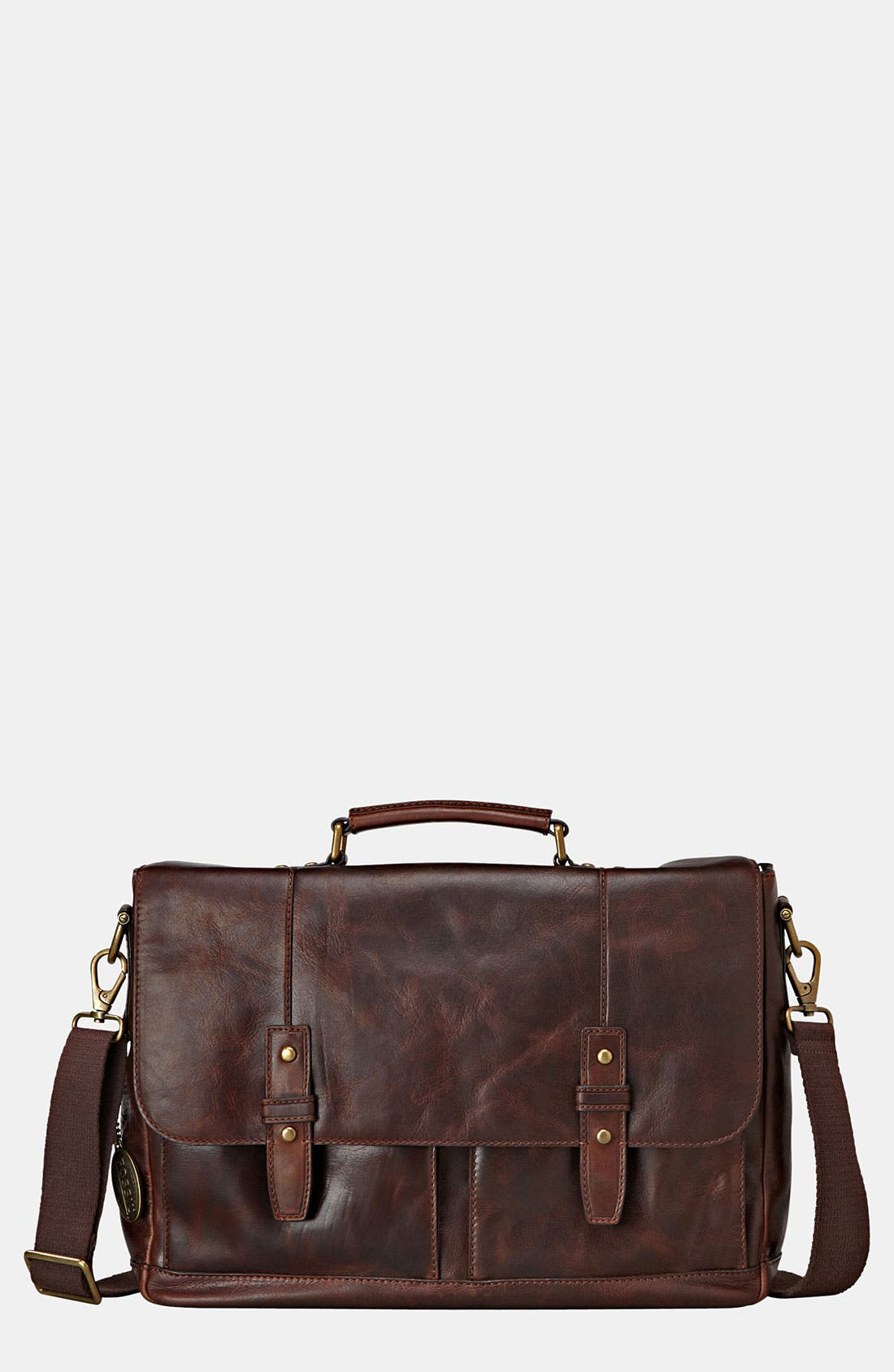 Main Image - Fossil 'Dillon' Messenger Bag