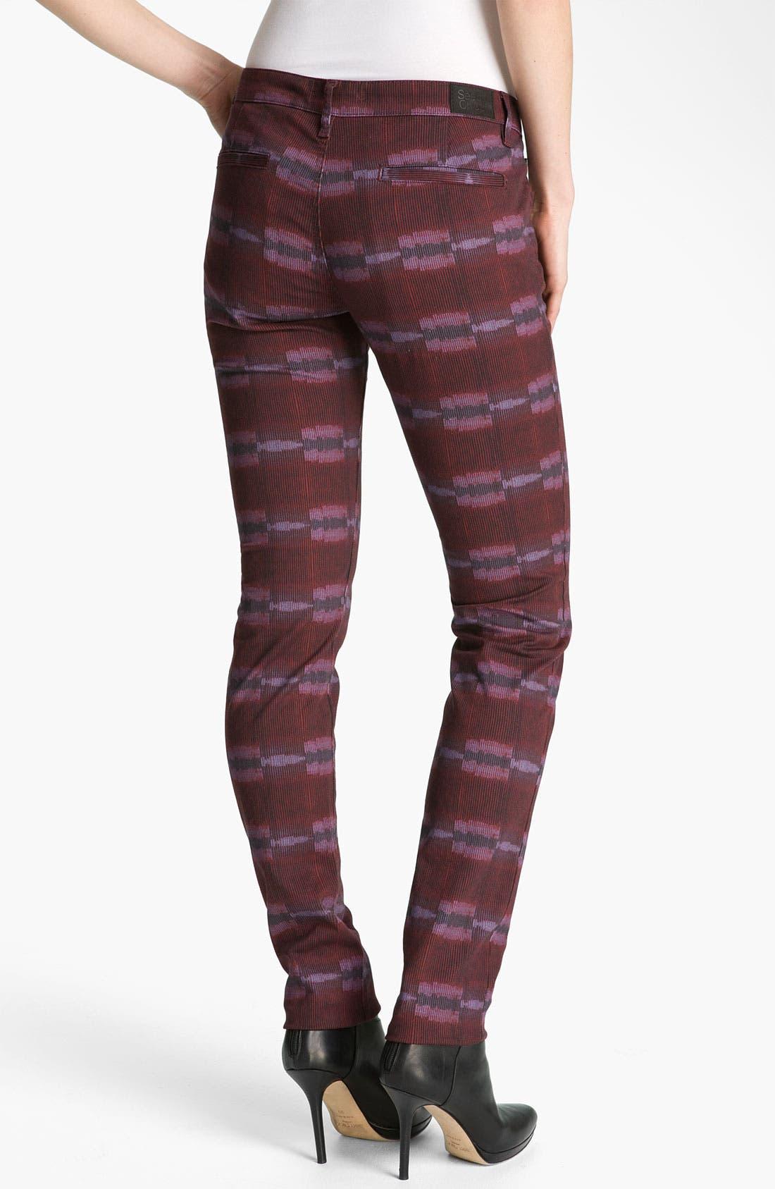 Alternate Image 2  - See by Chloé Skinny Pants