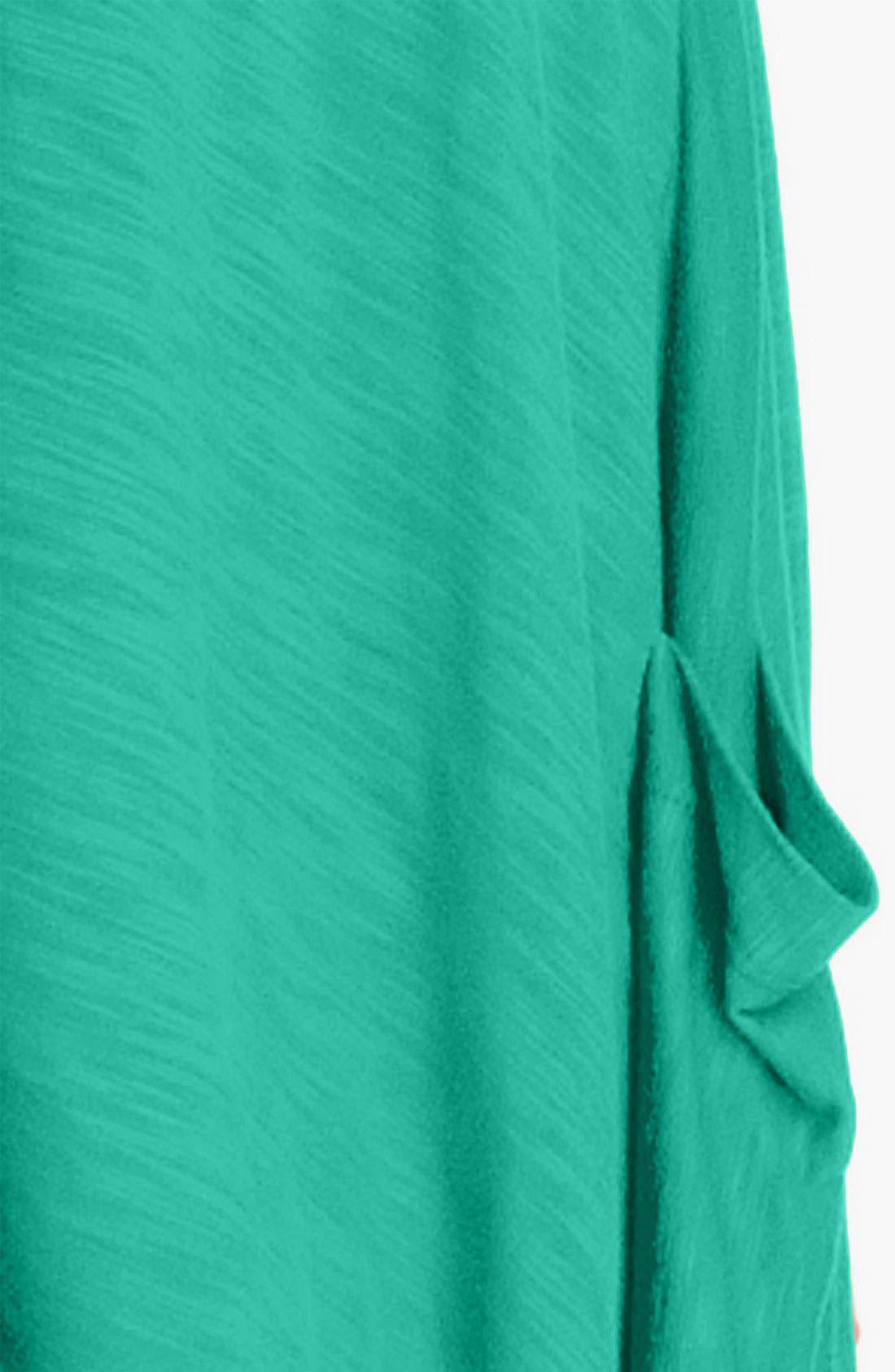 Alternate Image 3  - Elan 'Handkerchief' Cover-Up Dress