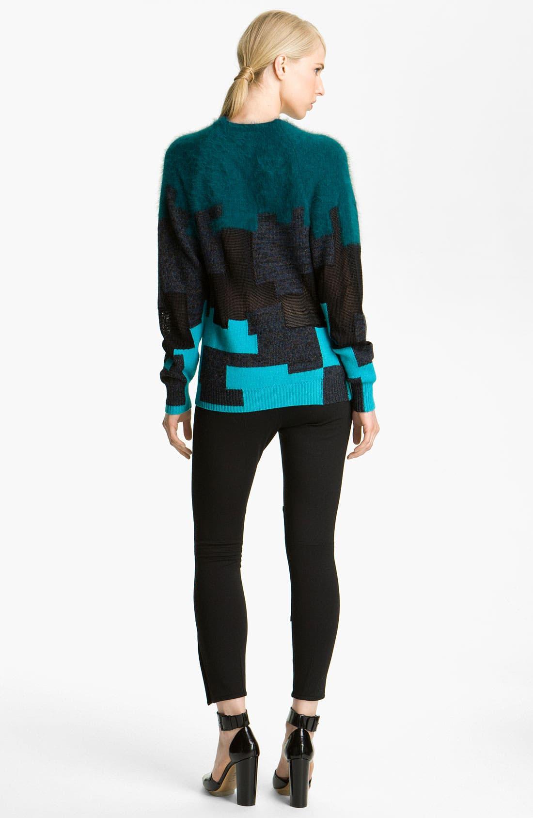 Alternate Image 2  - 3.1 Phillip Lim Intarsia Sweater