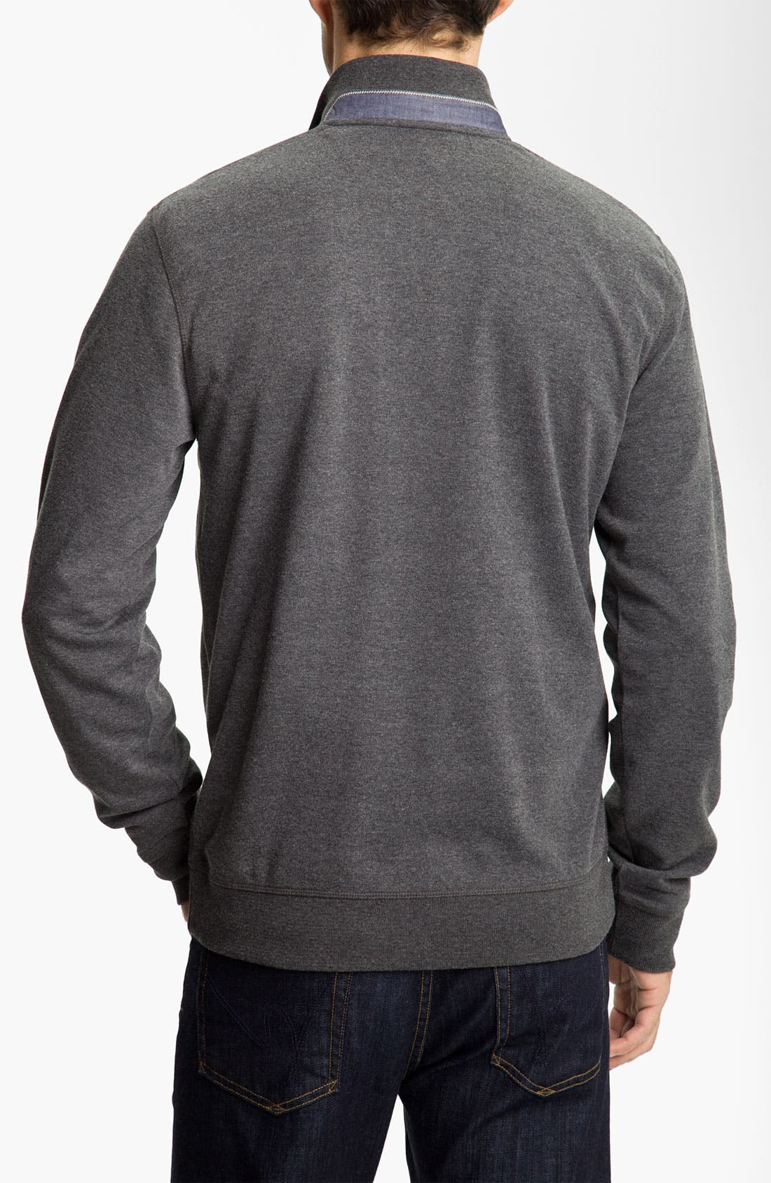 Alternate Image 2  - Ted Baker London 'Wasitme' Half Zip Top