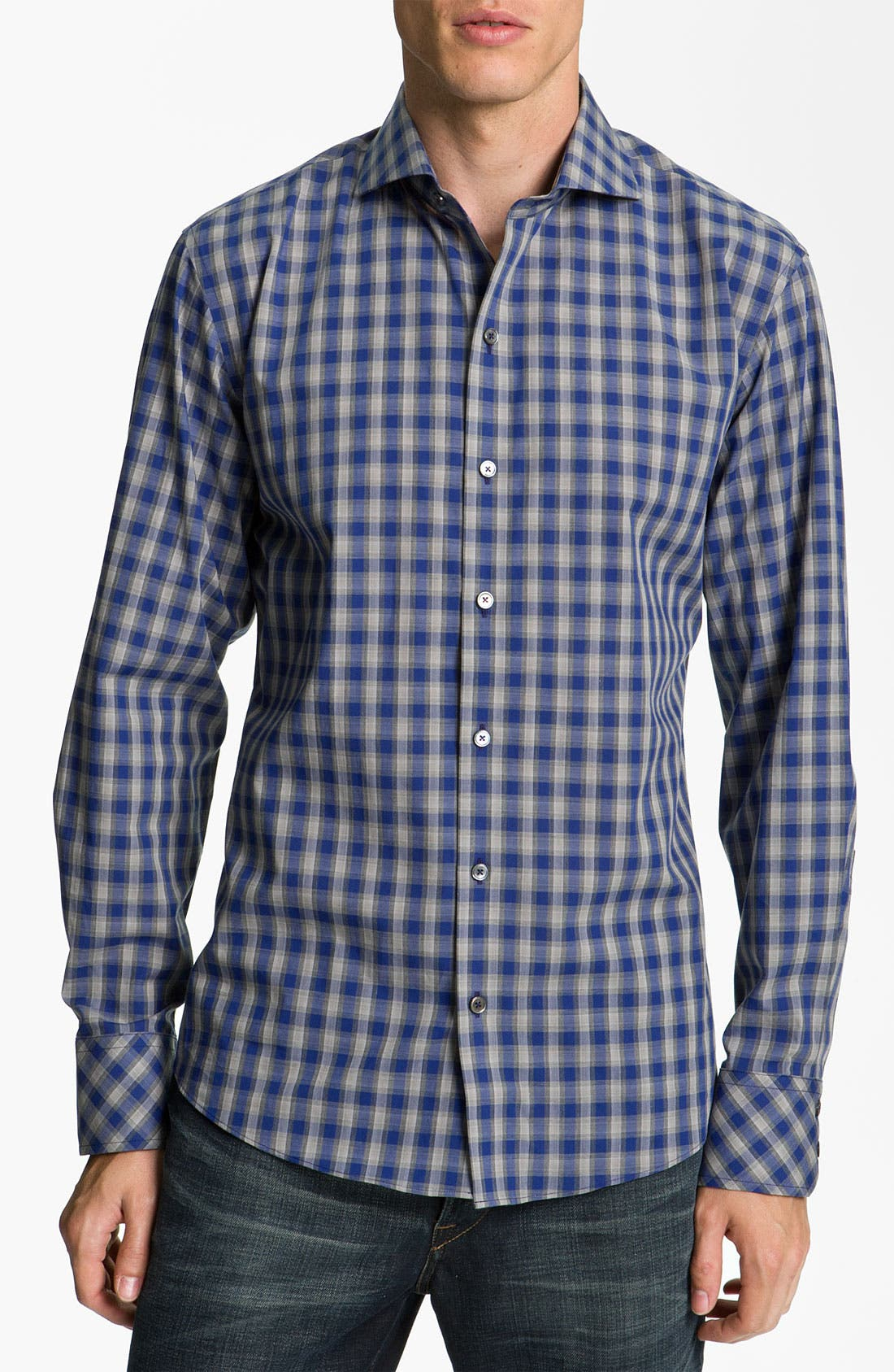 Alternate Image 1 Selected - Zachary Prell 'Barieri' Sport Shirt
