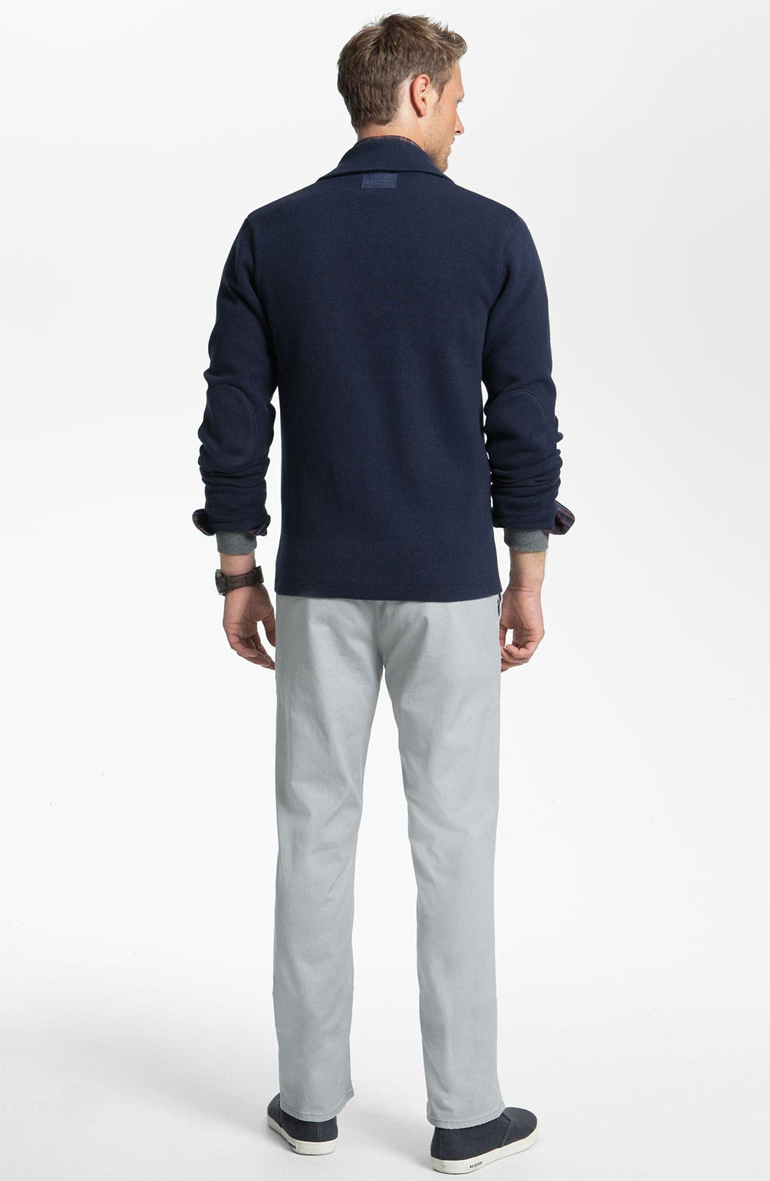 Alternate Image 5  - Fred Perry Jacket Cardigan