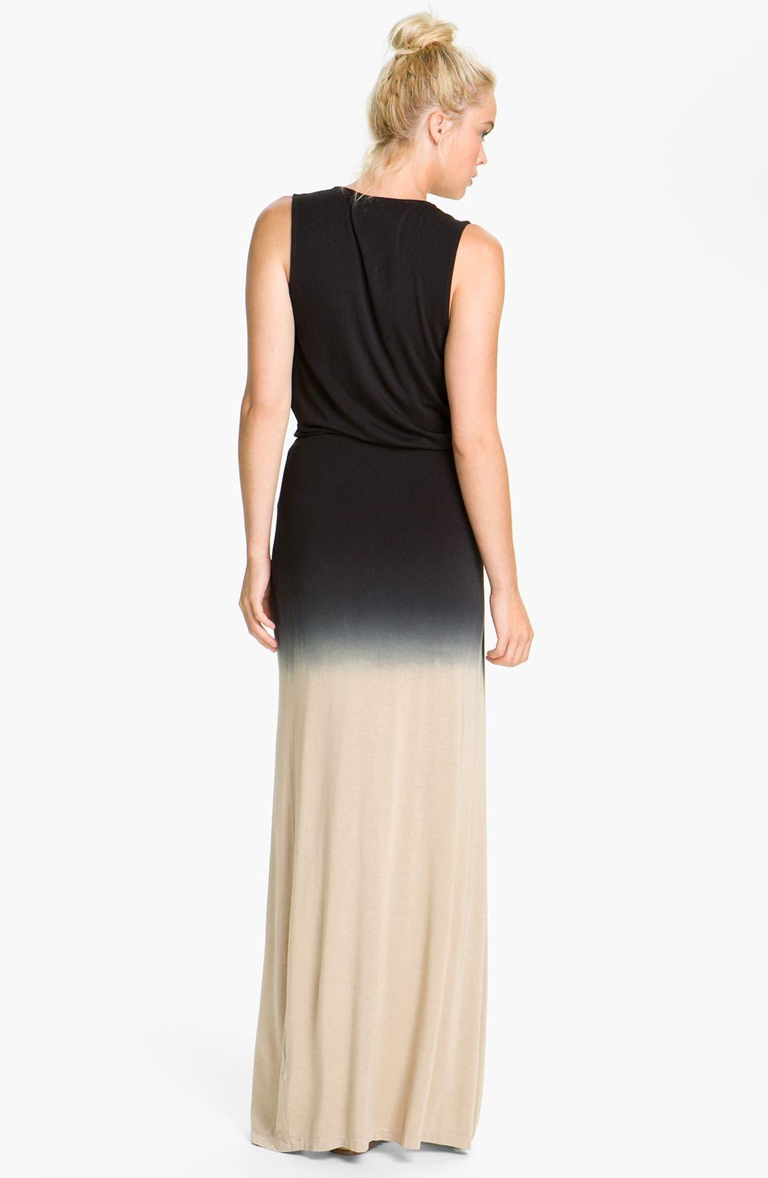 Alternate Image 2  - Young, Fabulous & Broke 'Arroyo' Ombré Maxi Dress