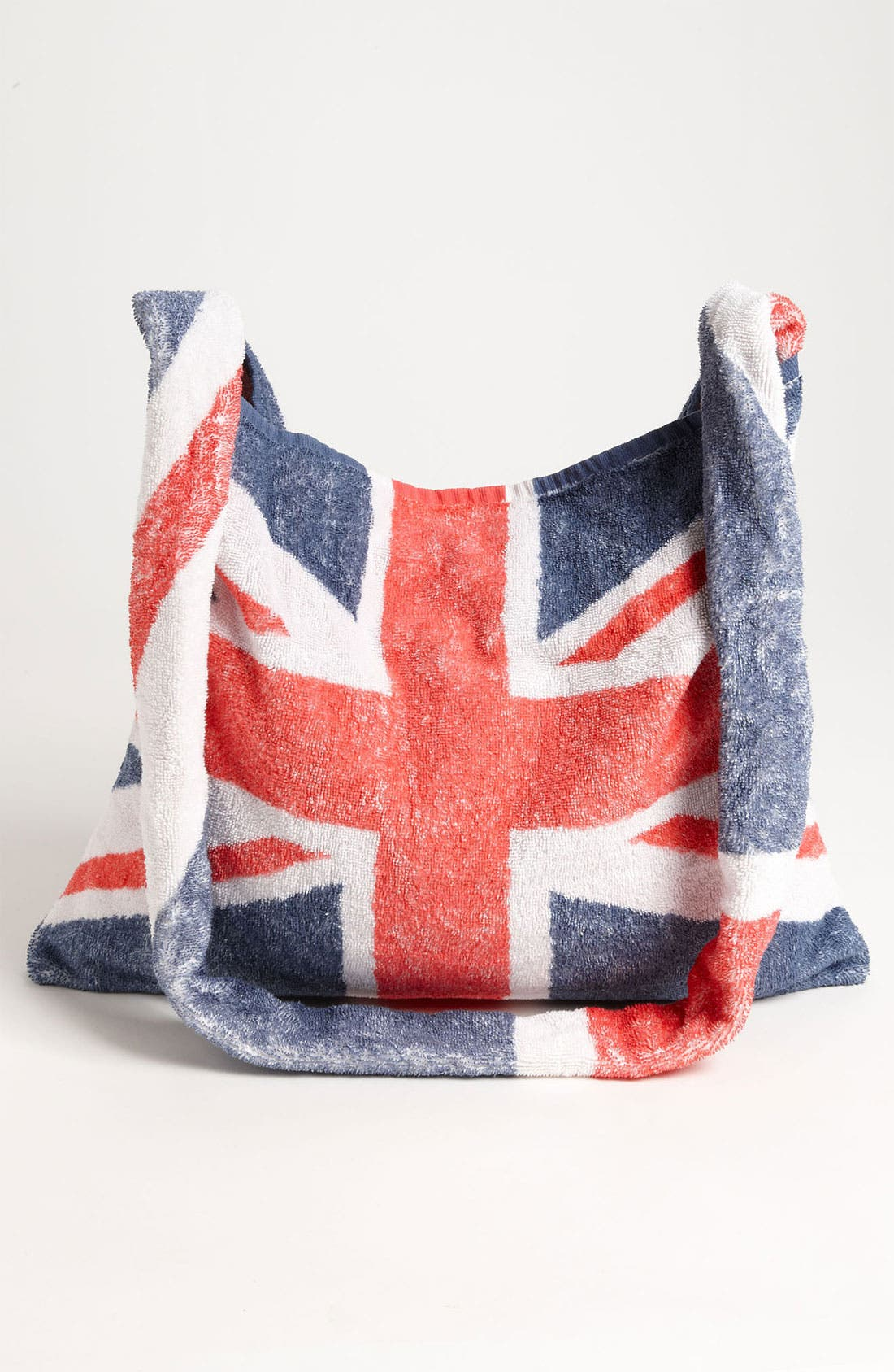 Alternate Image 4  - Fresco Towels 'Small' Terry Messenger Bag