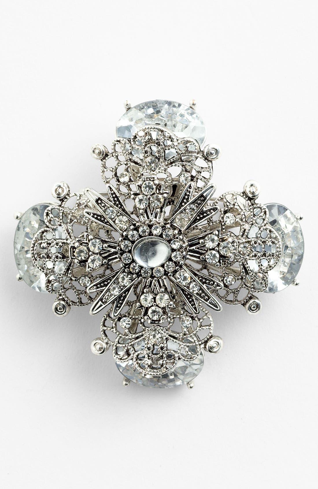 Alternate Image 1 Selected - Tasha Crystal Brooch