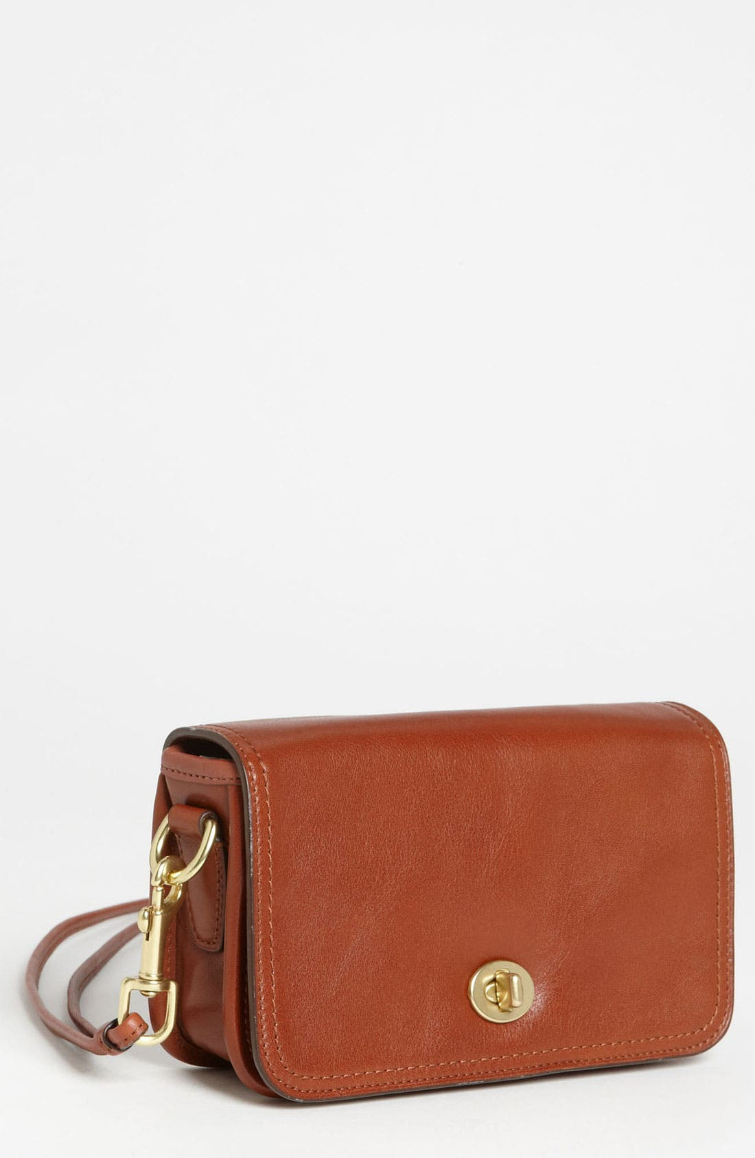 Alternate Image 1 Selected - COACH Leather Crossbody Bag