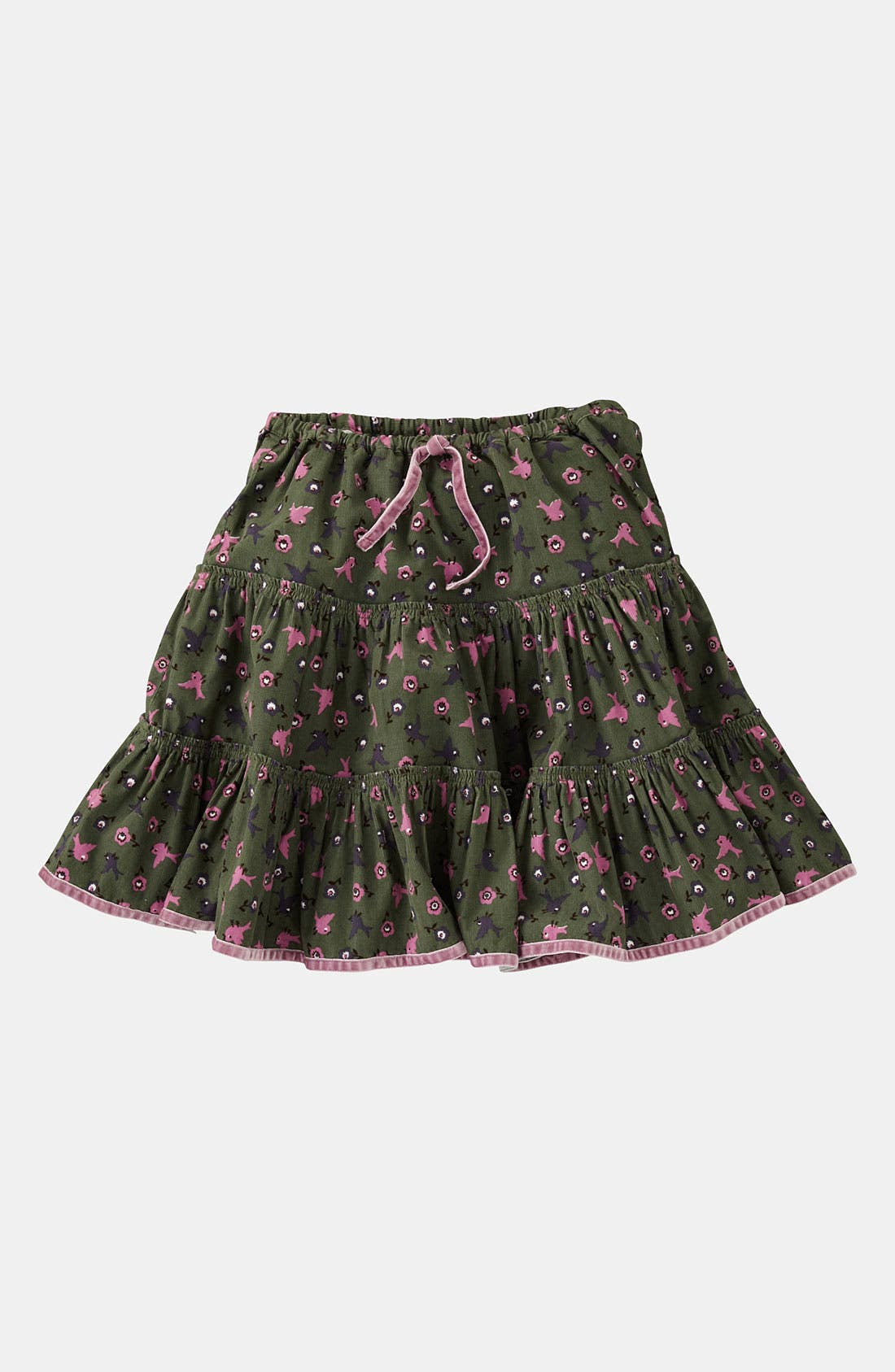Alternate Image 1 Selected - Mini Boden 'Gypsy' Skirt (Little Girls & Big Girls)