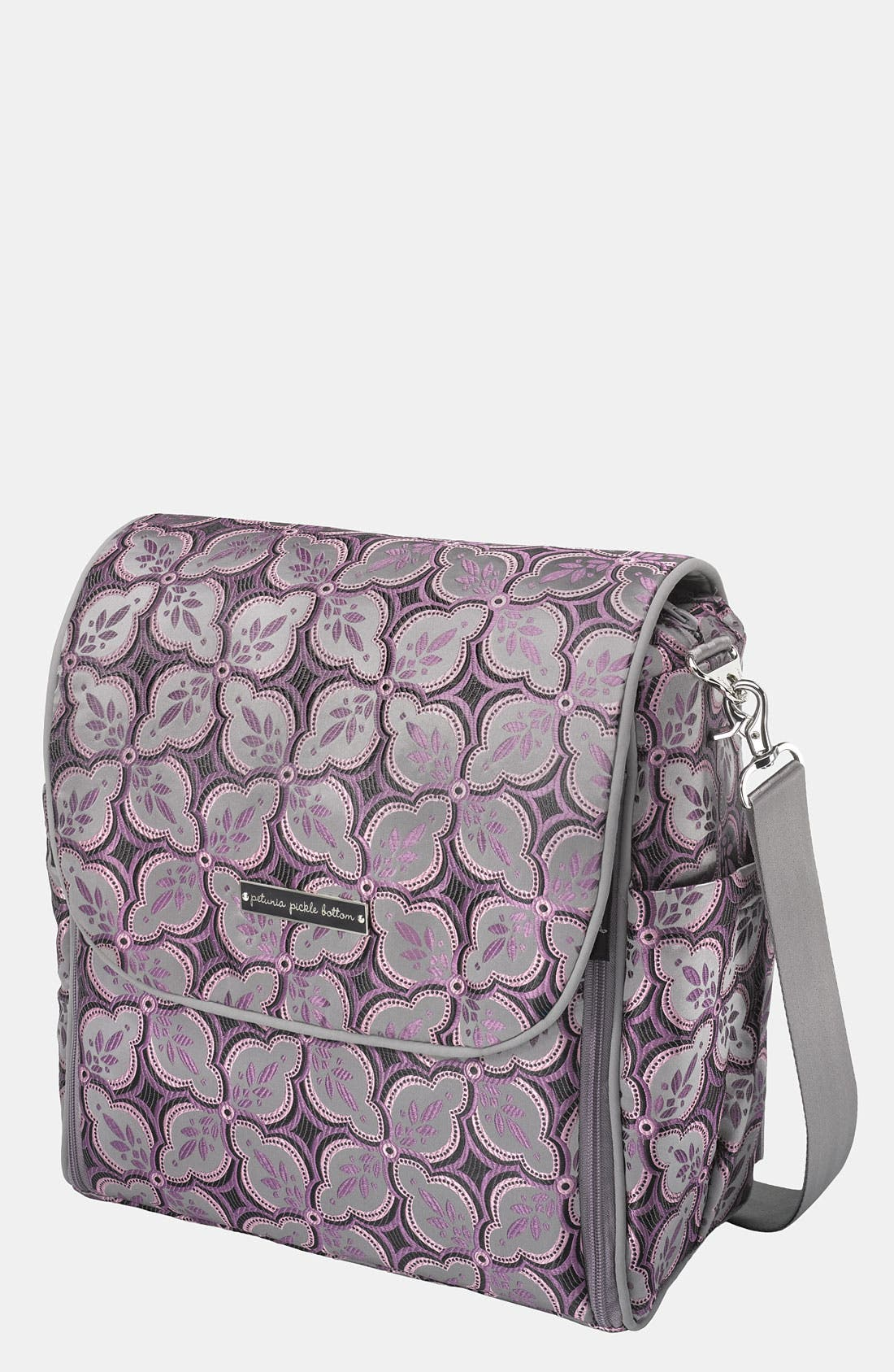 Alternate Image 1 Selected - Petunia Pickle Bottom 'Boxy' Backpack Diaper Bag