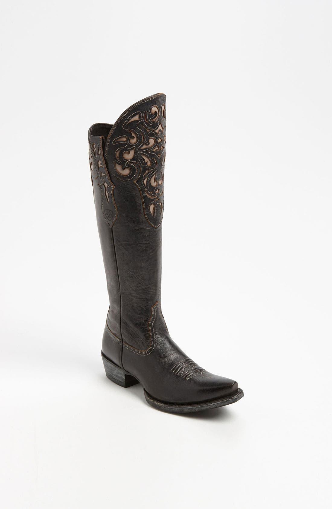 Alternate Image 1 Selected - Ariat 'Hacienda' Boot