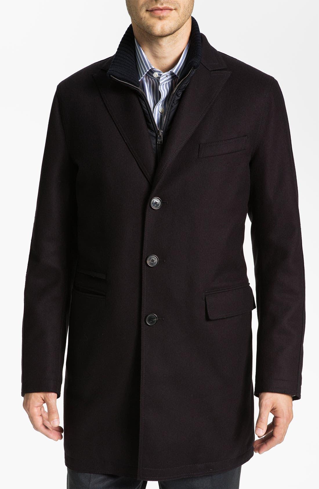 Alternate Image 1 Selected - Allegri 'Techno' Water Resistant Top Coat