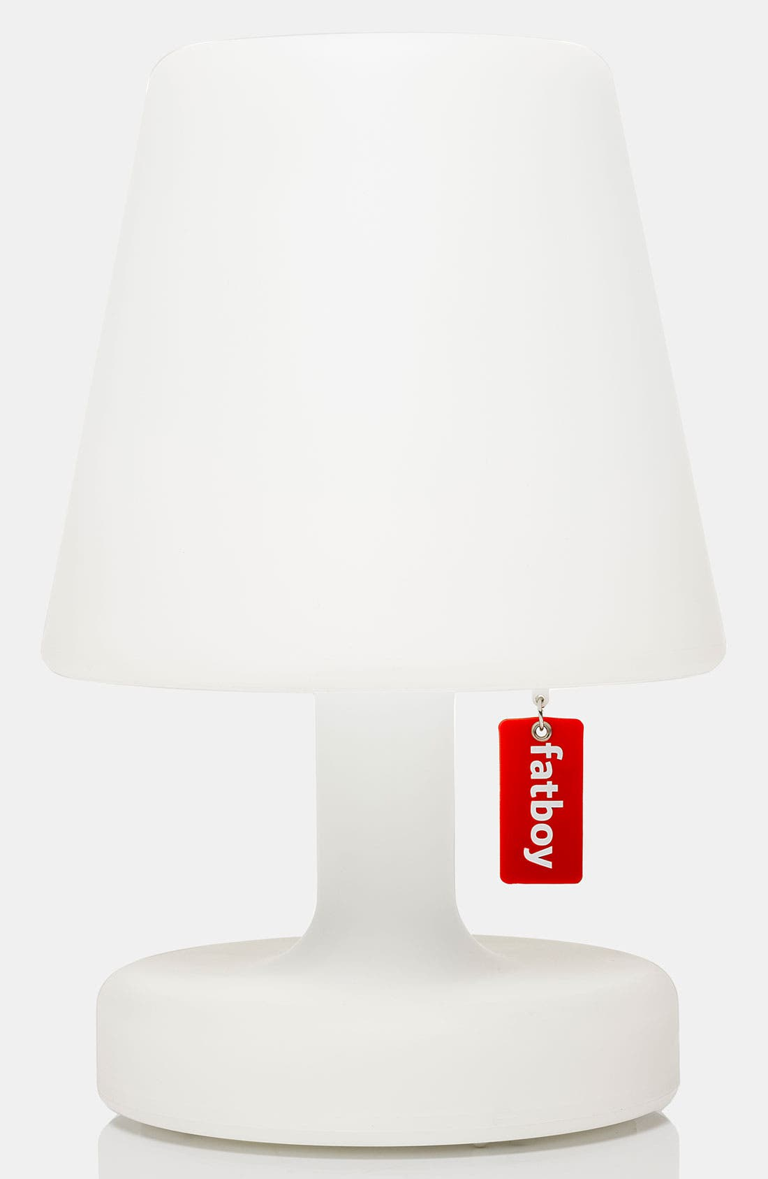'Edison the Petit' Lamp,                             Main thumbnail 1, color,                             White