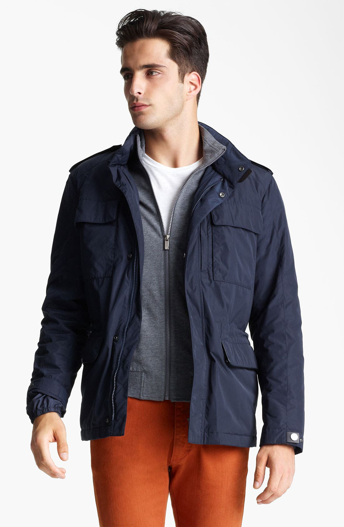 Alternate Image 1 Selected - Zegna Sport Field Jacket